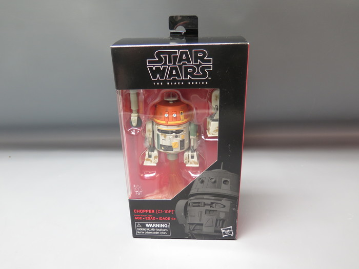 C1-1OP 2019 Star Wars Black Series 6 inch #84 Chopper