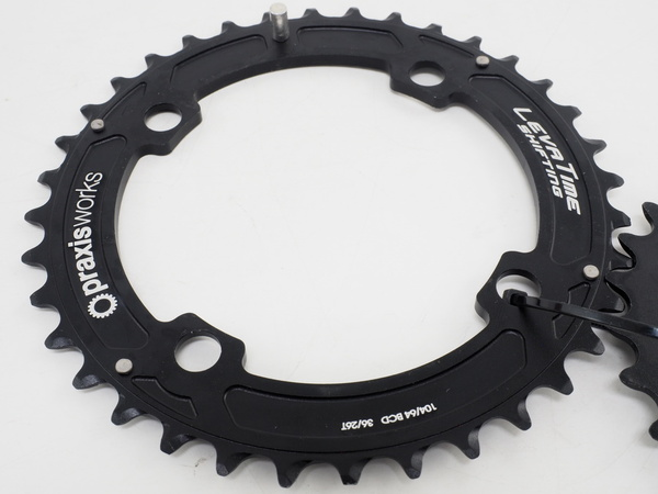 """37t 104 Renthal Cycling Bicycle Chainring BCD 5//64/"""" 4 bolt"""