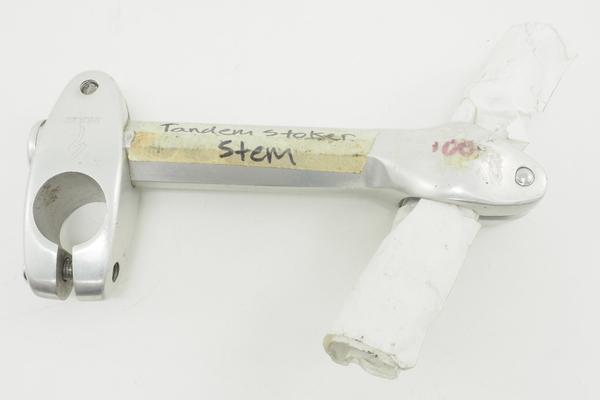 35 Degree Rise fits 25.4 Handlebar Zoom Tandem Stoker Stem 155-200mm extension