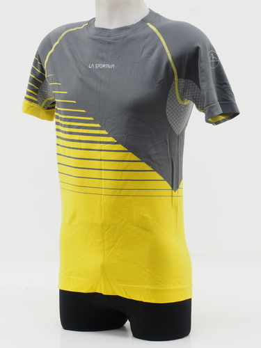 60-75/% OFF RETAIL La Sportiva Complex T-Shirt Men/'s Short Sleeve Seamless active