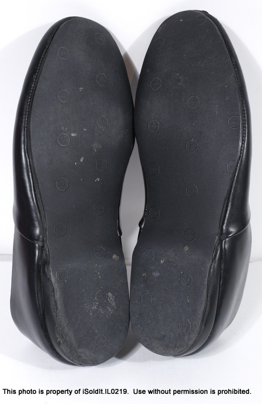 Evans Black Leather Oxford | Monk strap shoes, Boots men