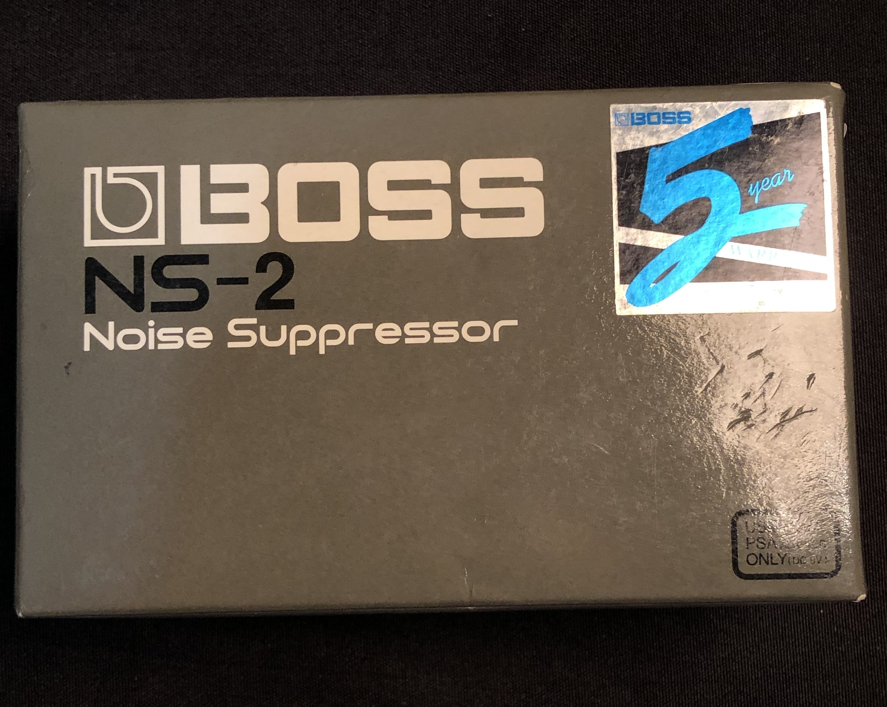 BOSS - NS-2 - Noise Suppressor Pedal