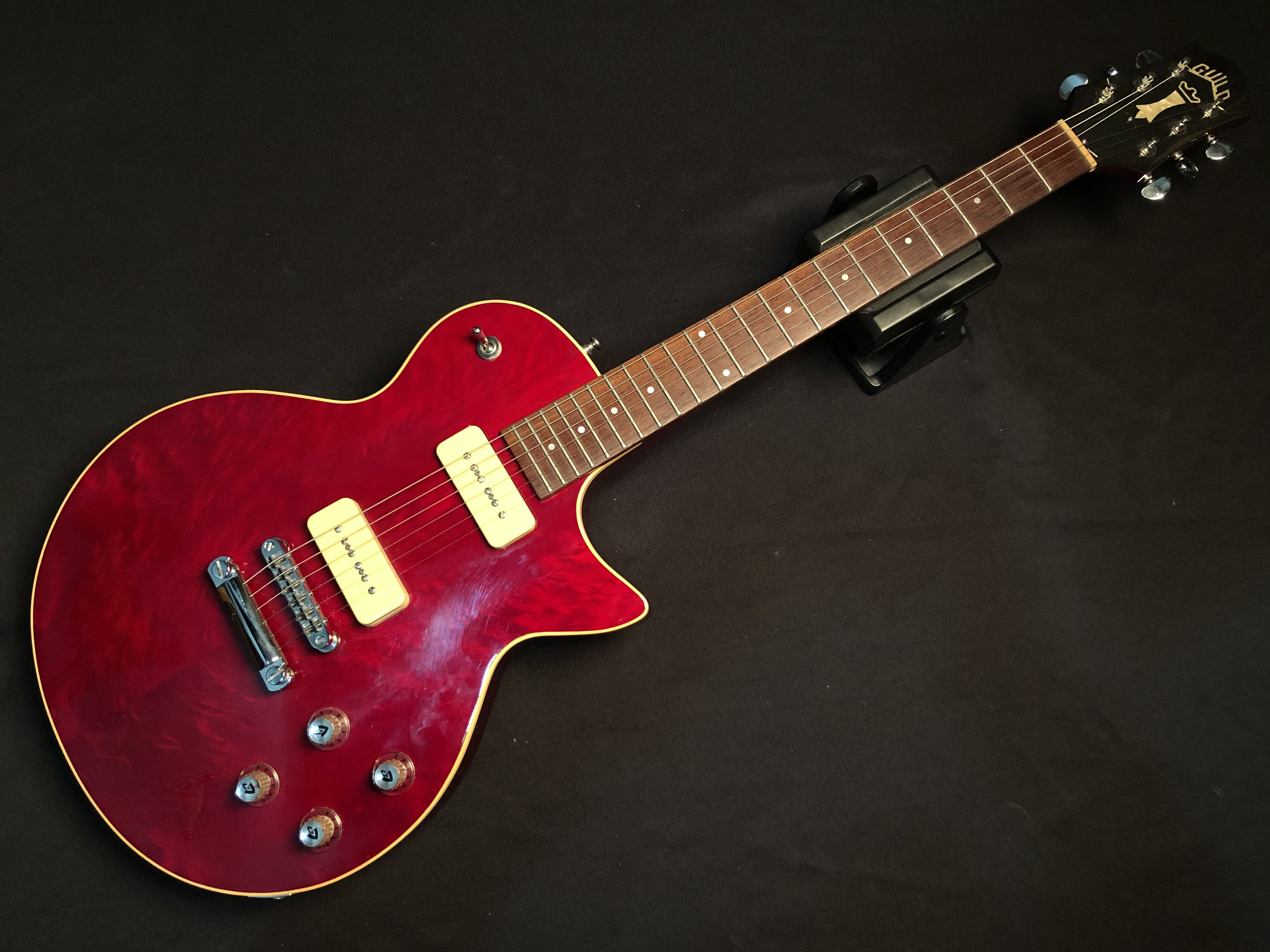 GUILD - BLUES 90 TRANS RED - ELECTRIC GUITAR