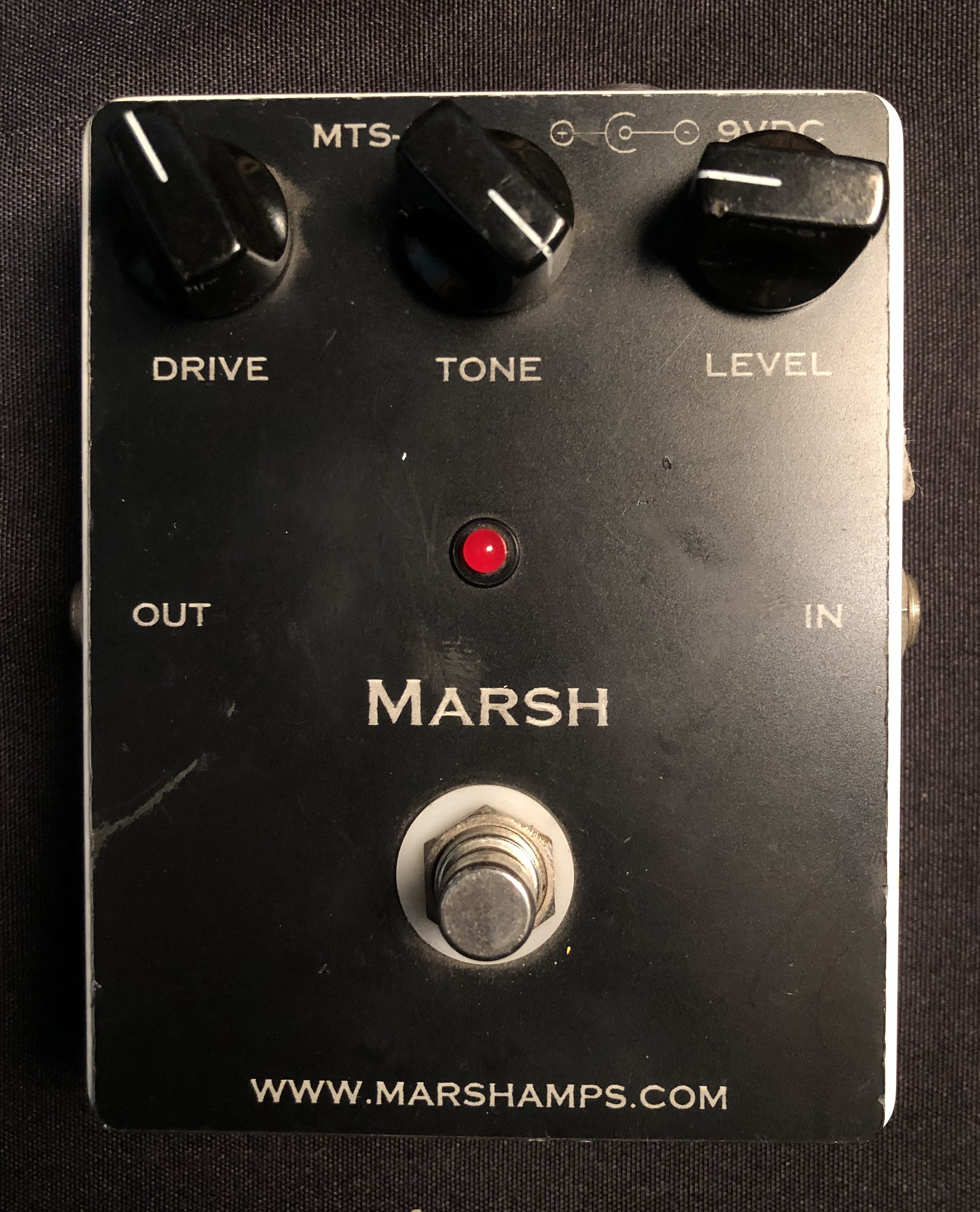 MARSH - MTS1 Distortion Pedal