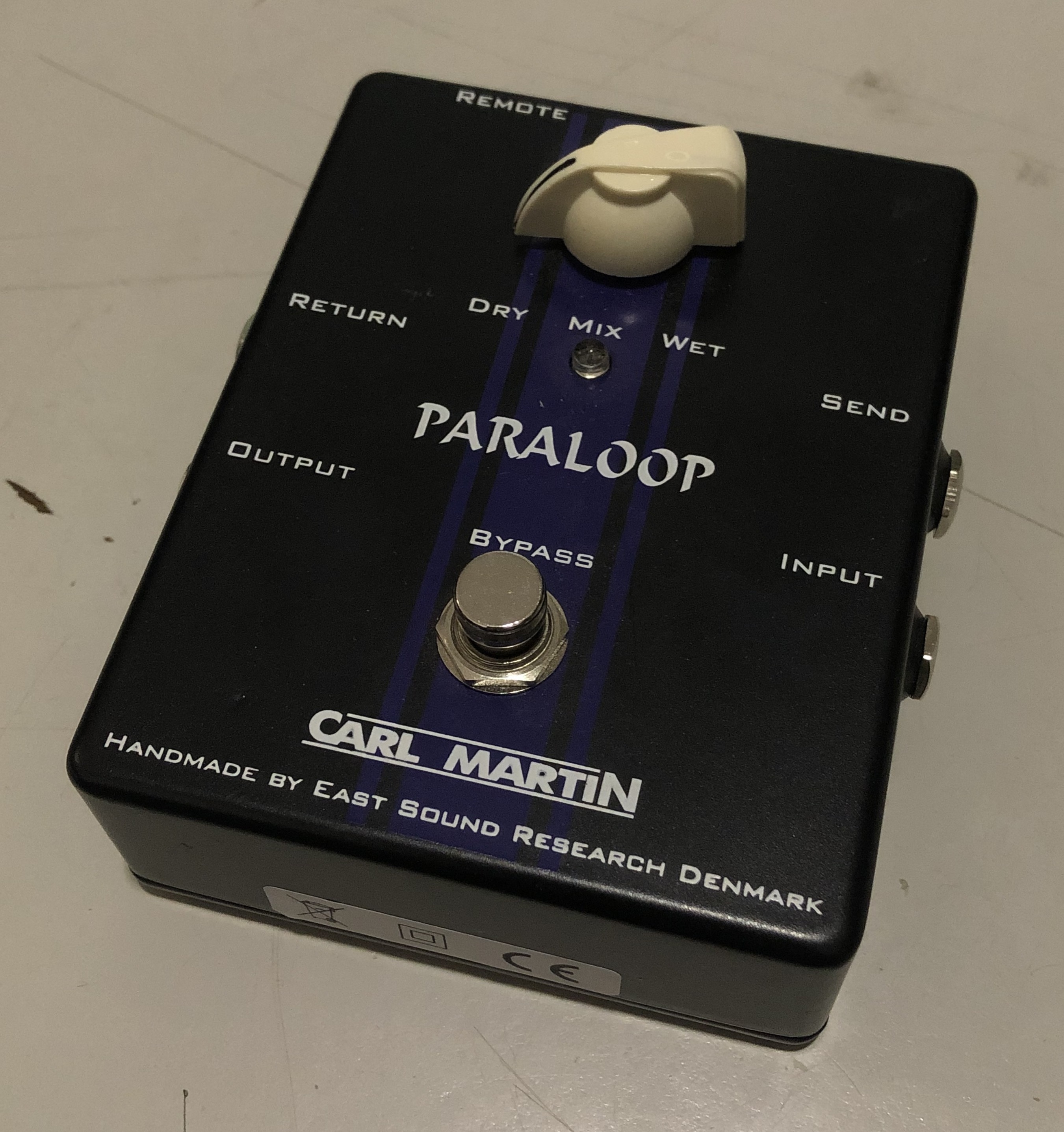 CARL MARTIN - Paraloop Single Parallel Loop Box Pedal