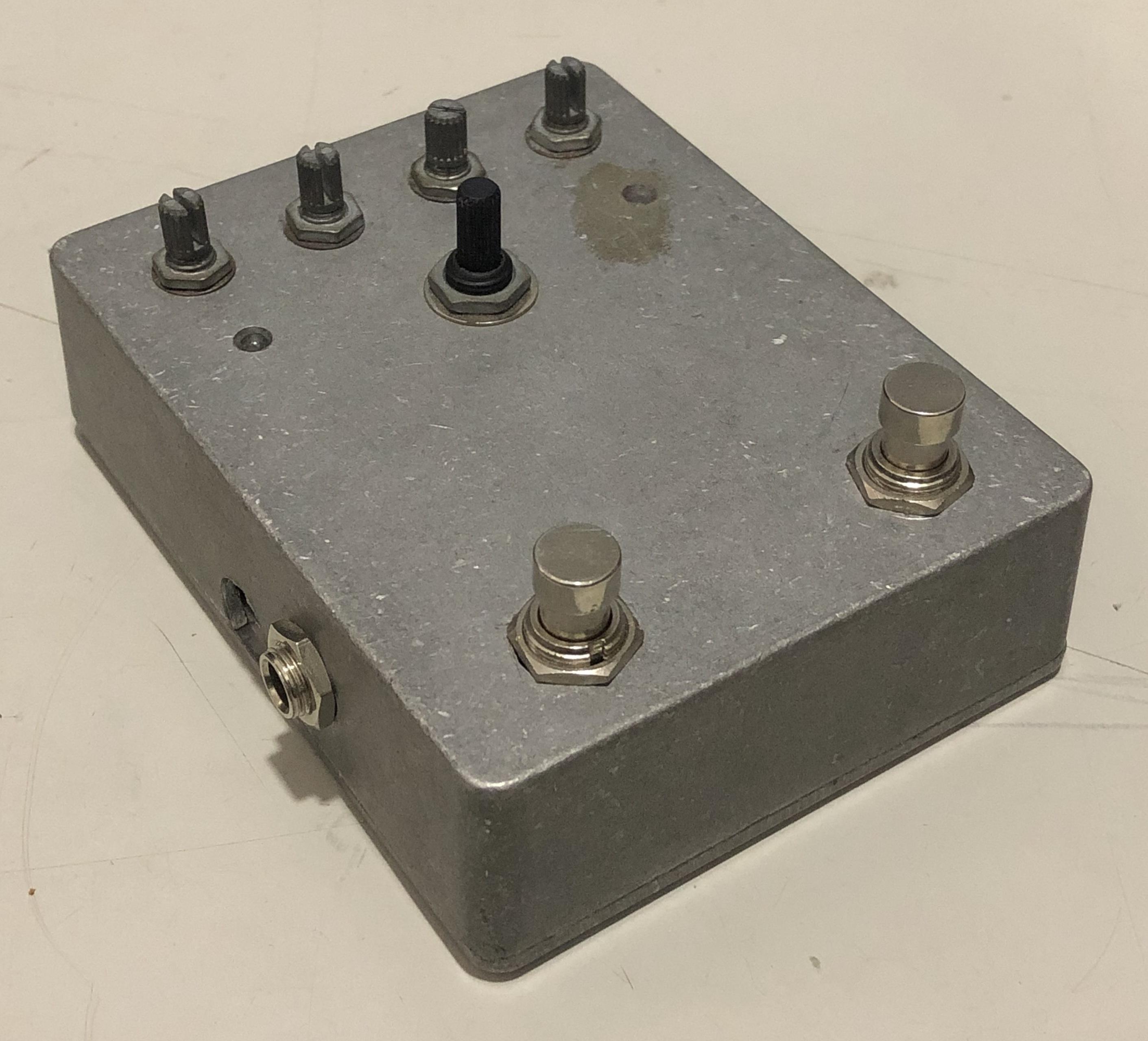 NO NAME - Grisselizer Volt Amp & Filter Pedal