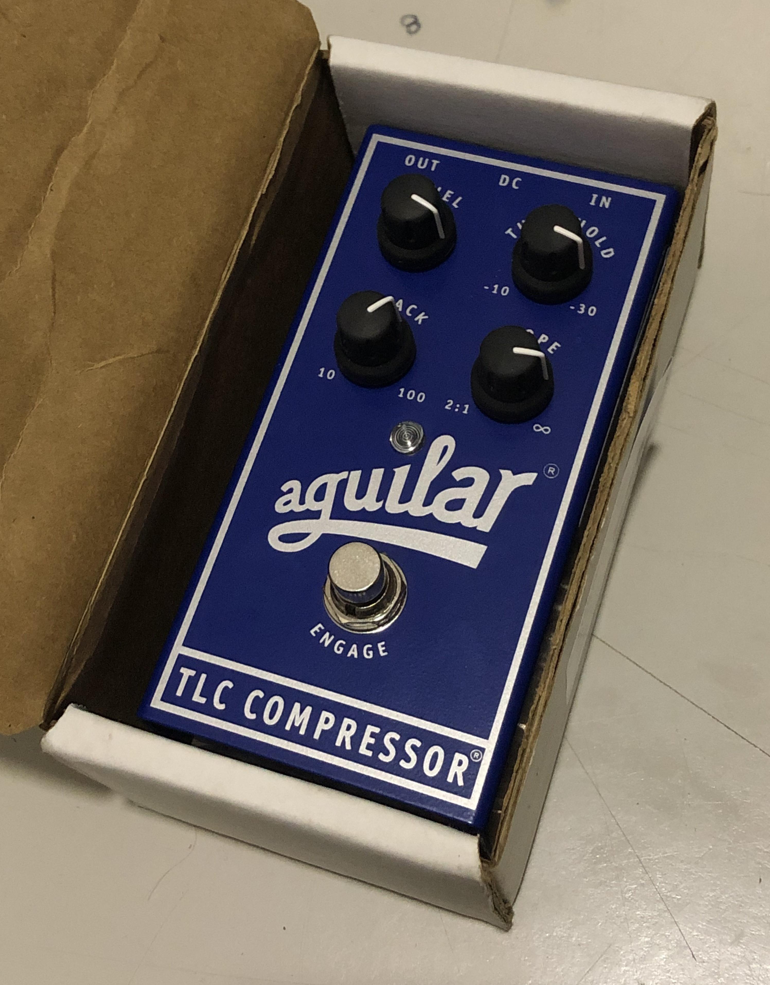 AGUILAR - TLC Compression Pedal