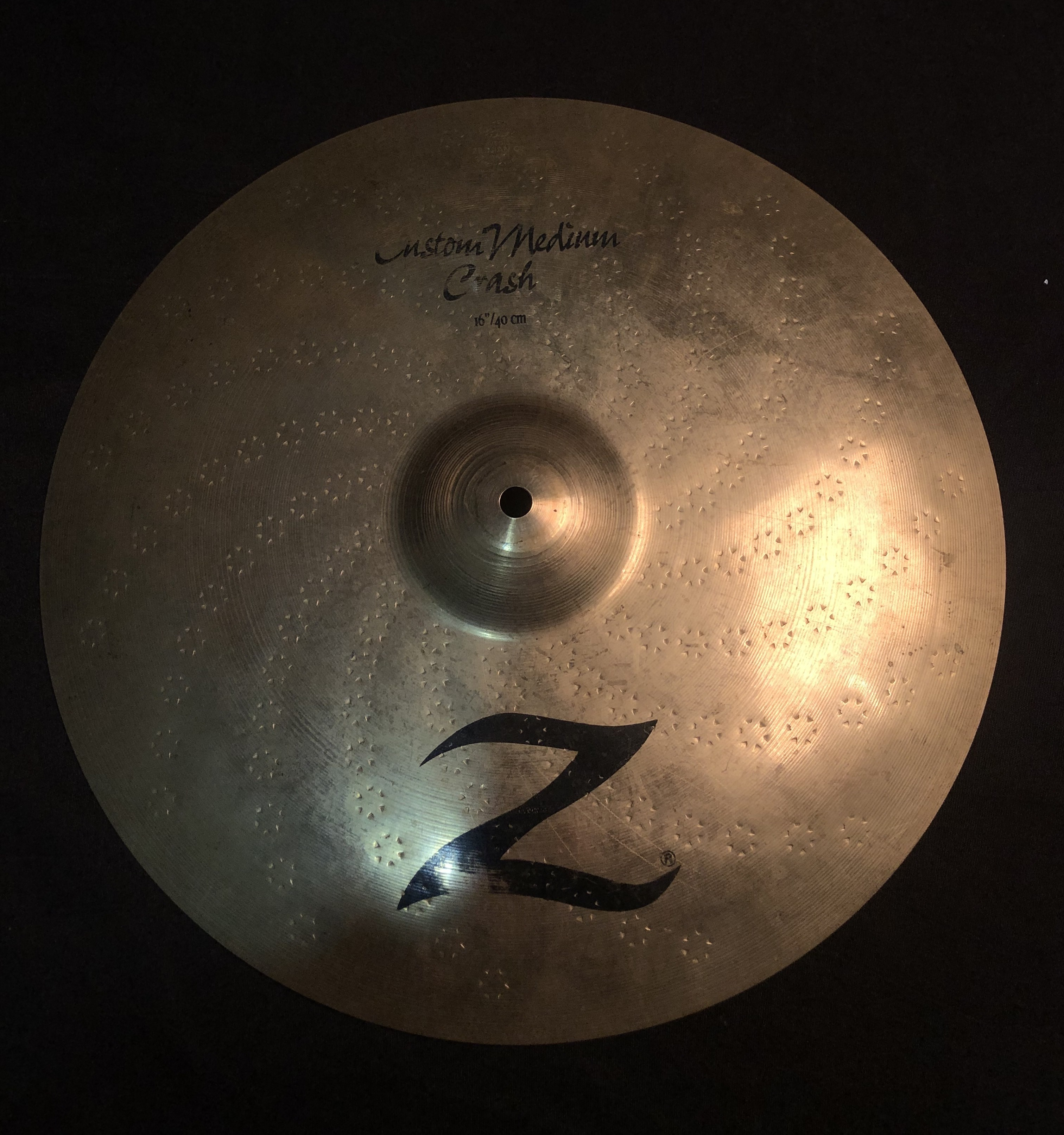 ZILDJIAN - Z Custom Medium Crash Cymbal 16