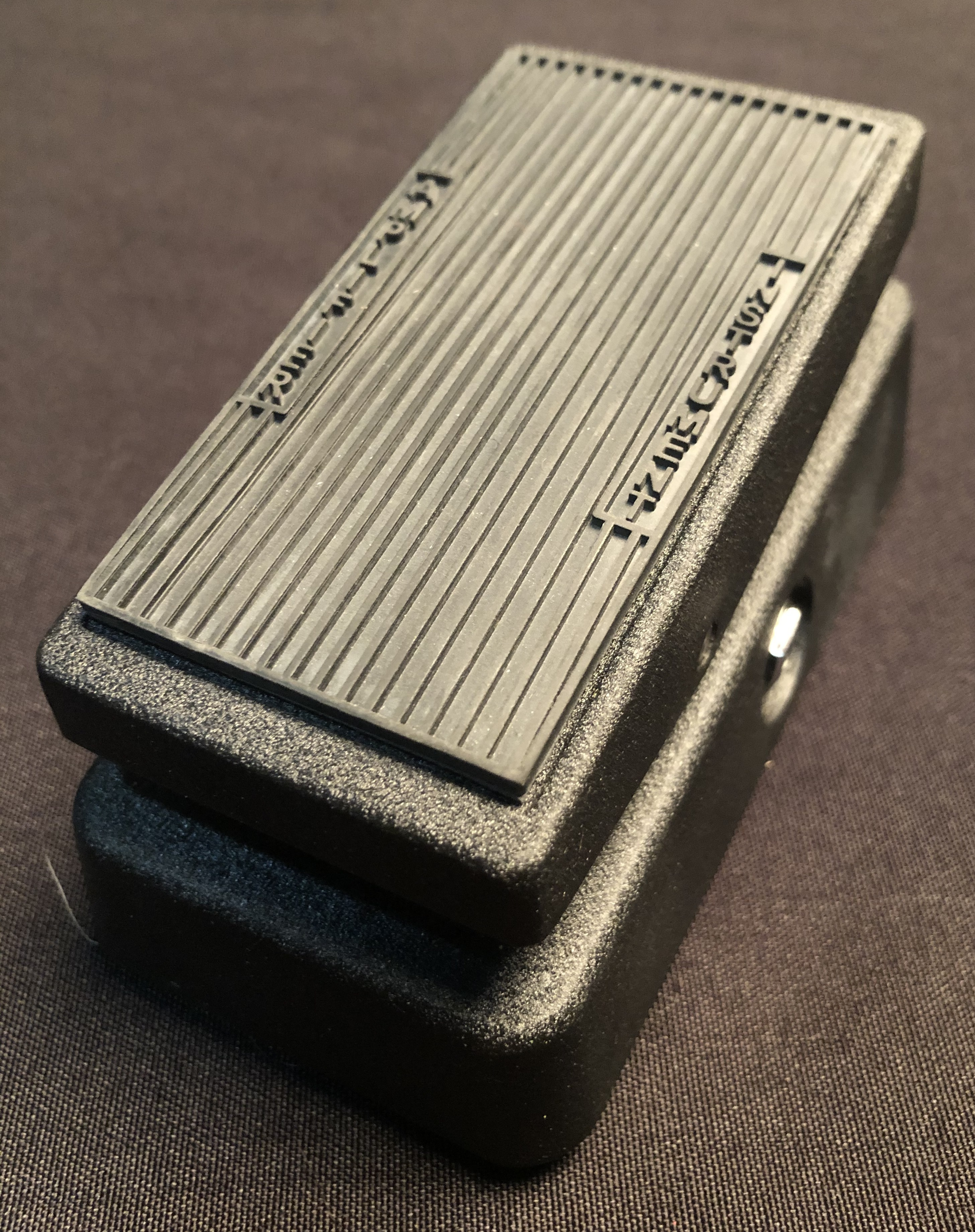 DUNLOP - Cry Baby Mini Wah Pedal