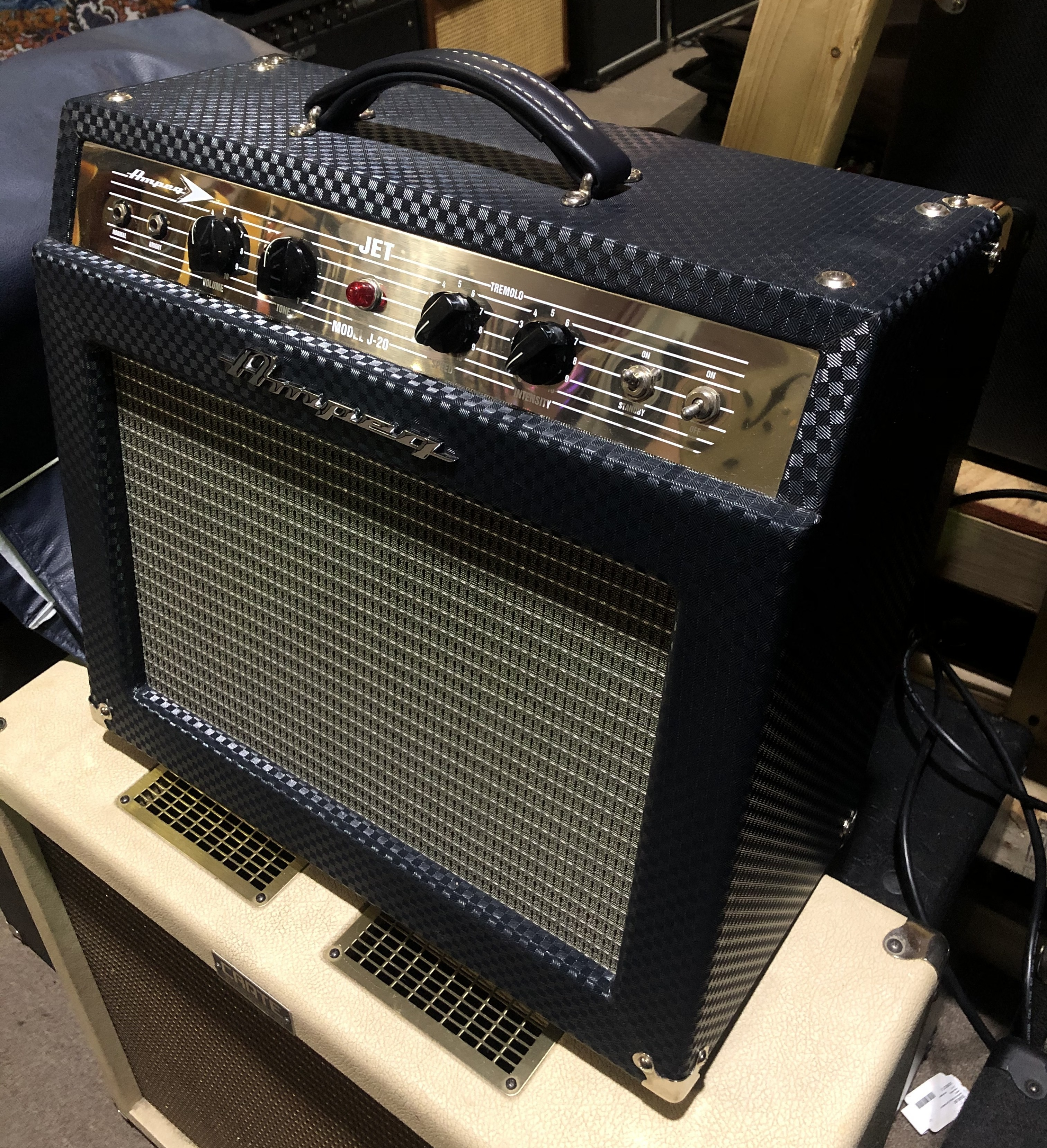 AMPEG - J-20 Jet 20W 1x12 Tube Guitar Amplifier Combo *LOCAL PICKUP ONLY*
