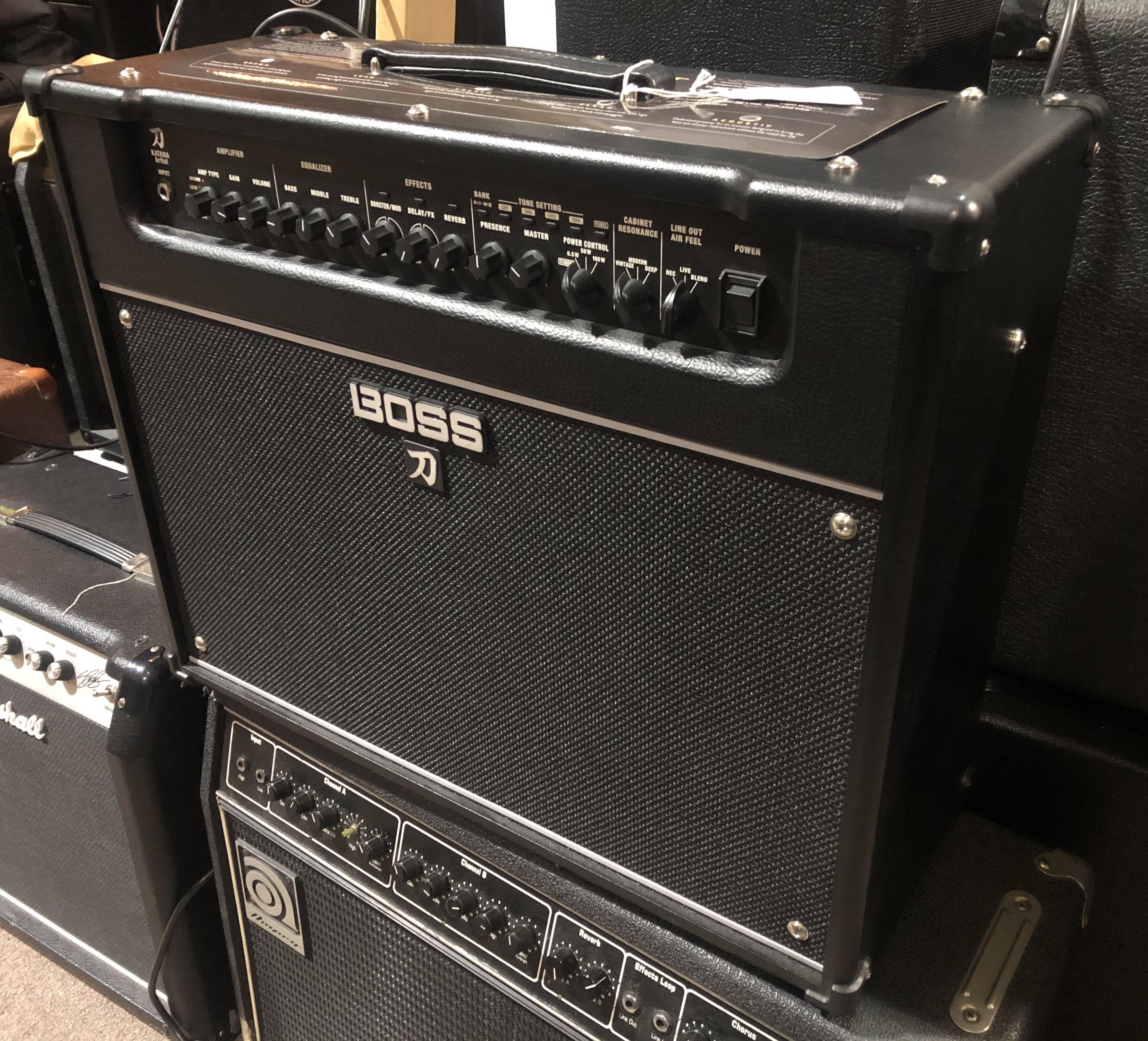 BOSS - Katana Artist Guitar Amplifier *LOCAL PICKUP ONLY*