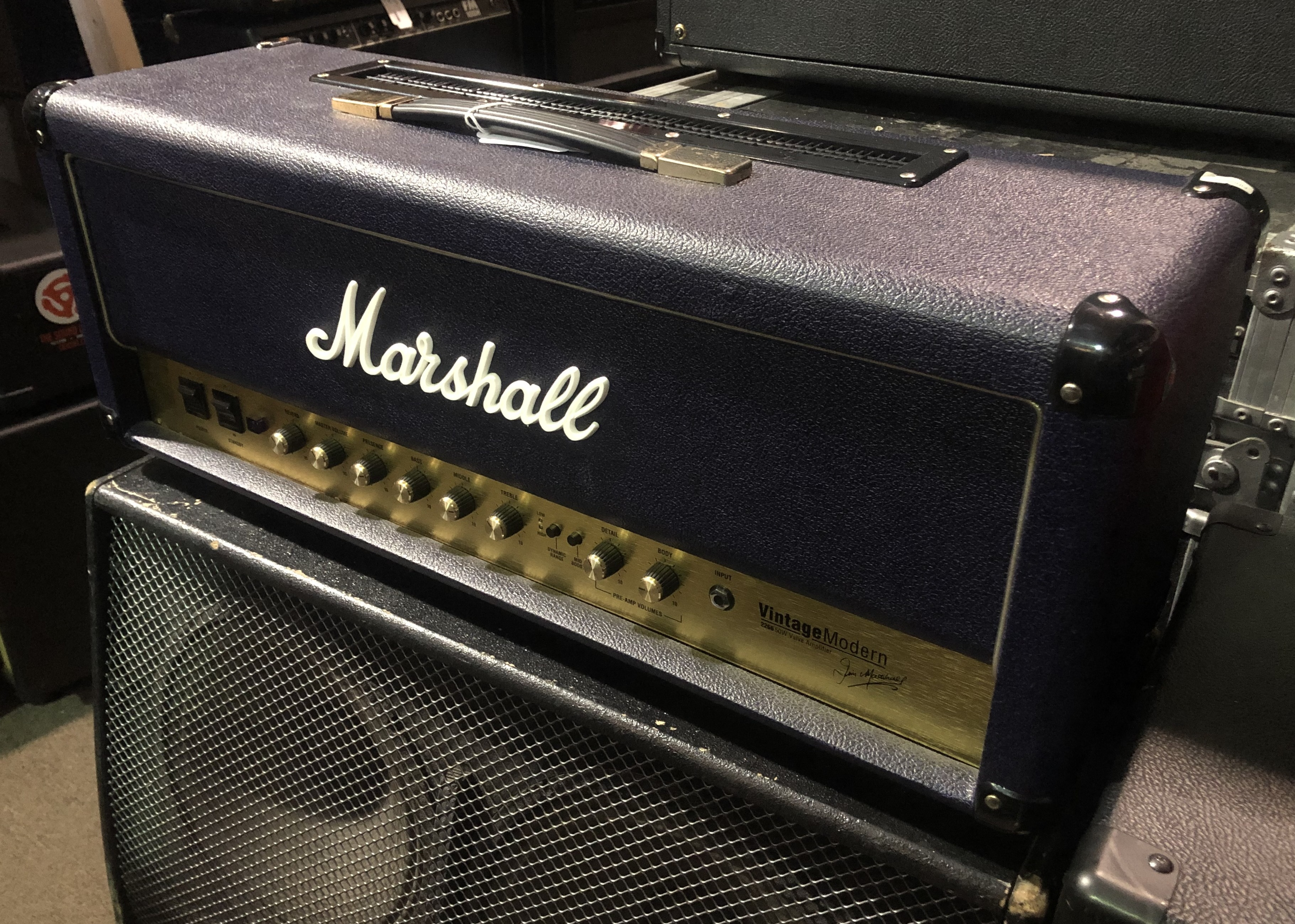 MARSHALL - Vintage Modern 2466 Tube Guitar Amplifier Head *LOCAL PICKUP ONLY*
