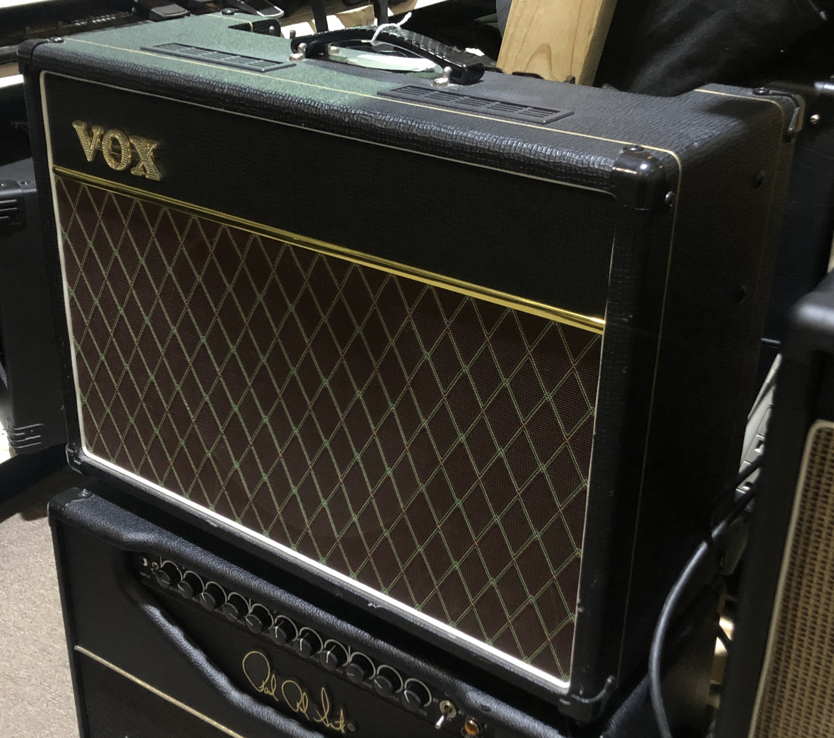 VOX - AC15C1 Guitar Amplifier Combo *LOCAL PICKUP ONLY*