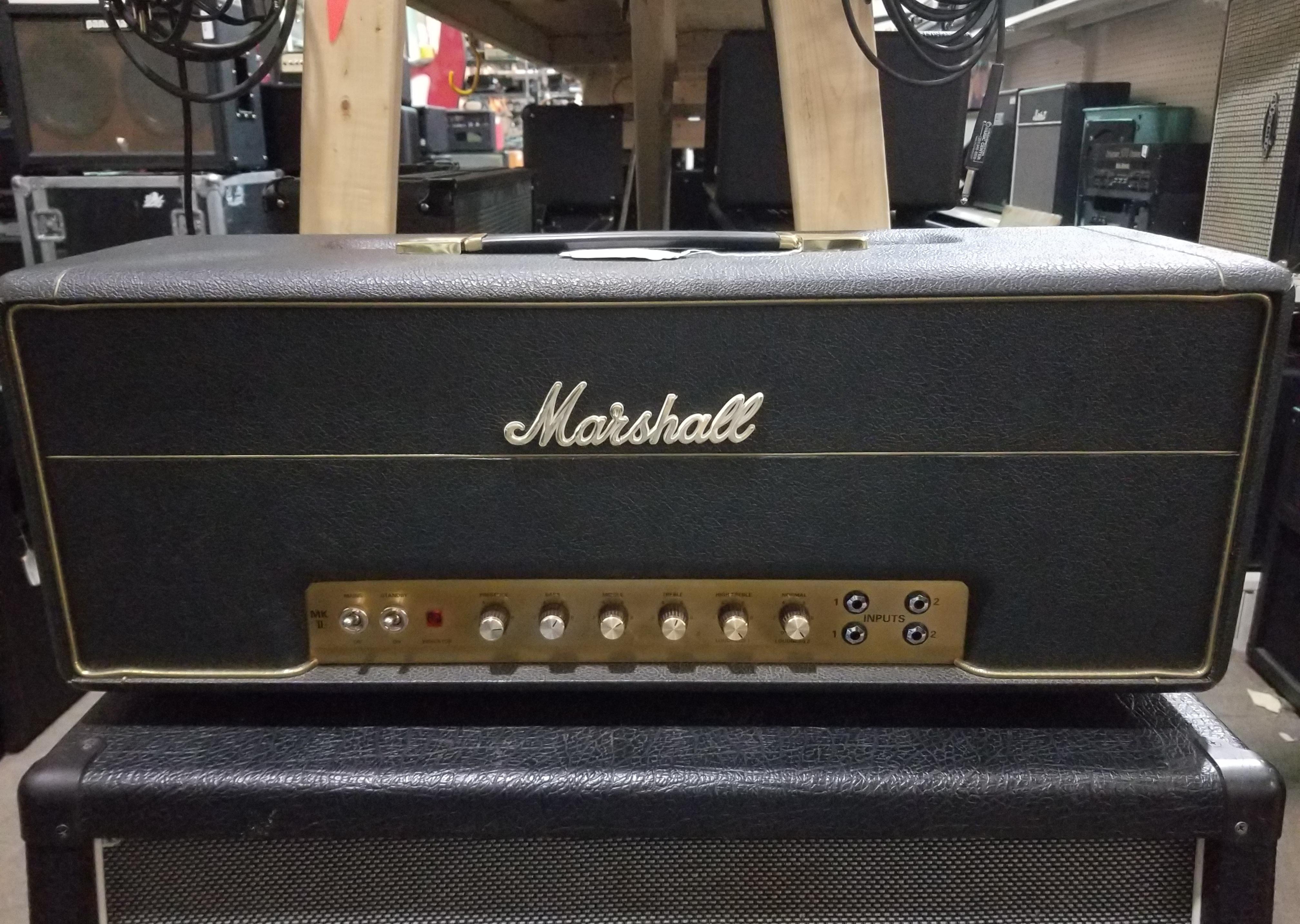 1993 MARSHALL Super Lead 100W Plexi Reissue Tube Amp Head w/ Attenuator