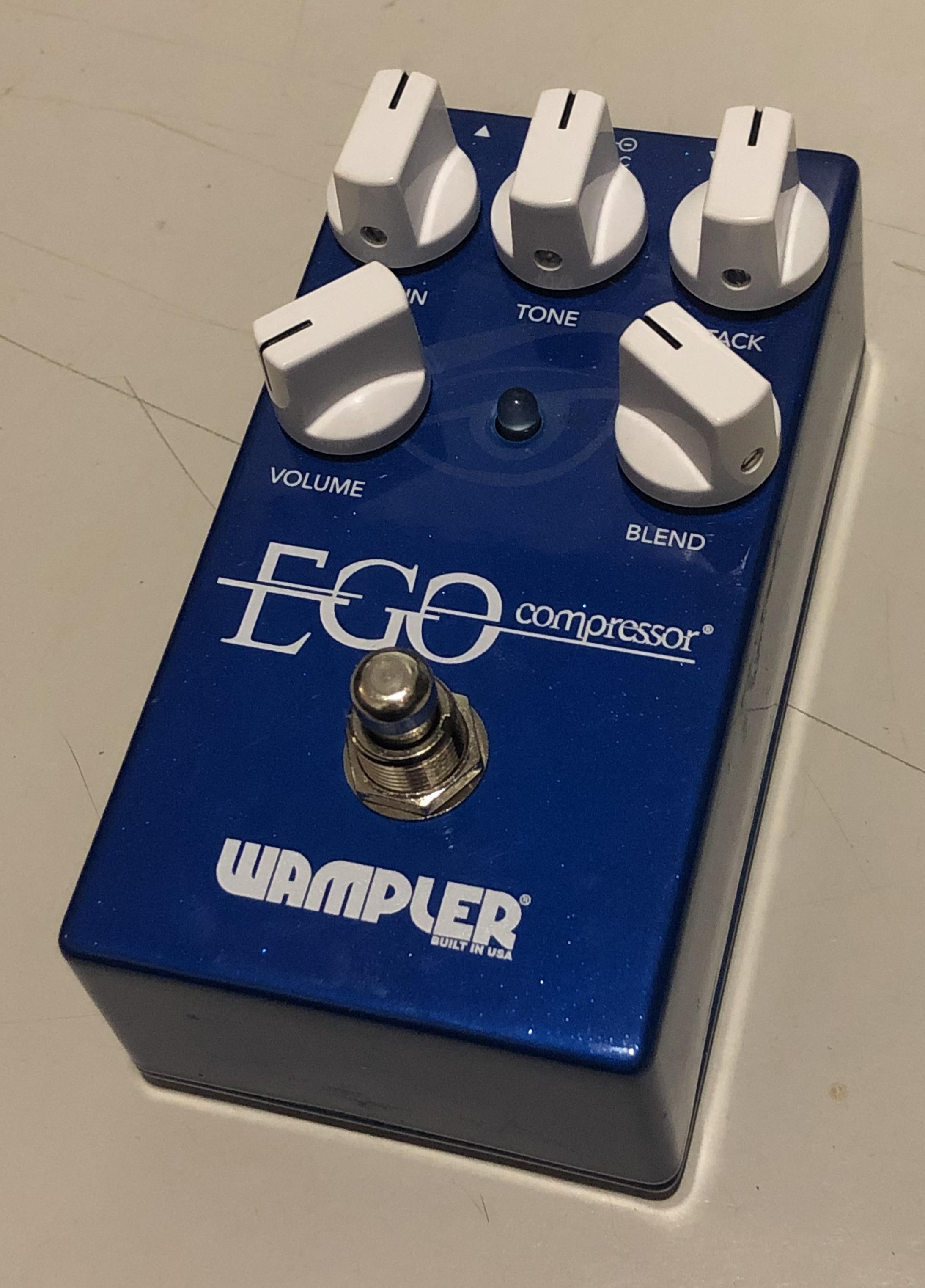 WAMPLER - Ego Compressor Pedal