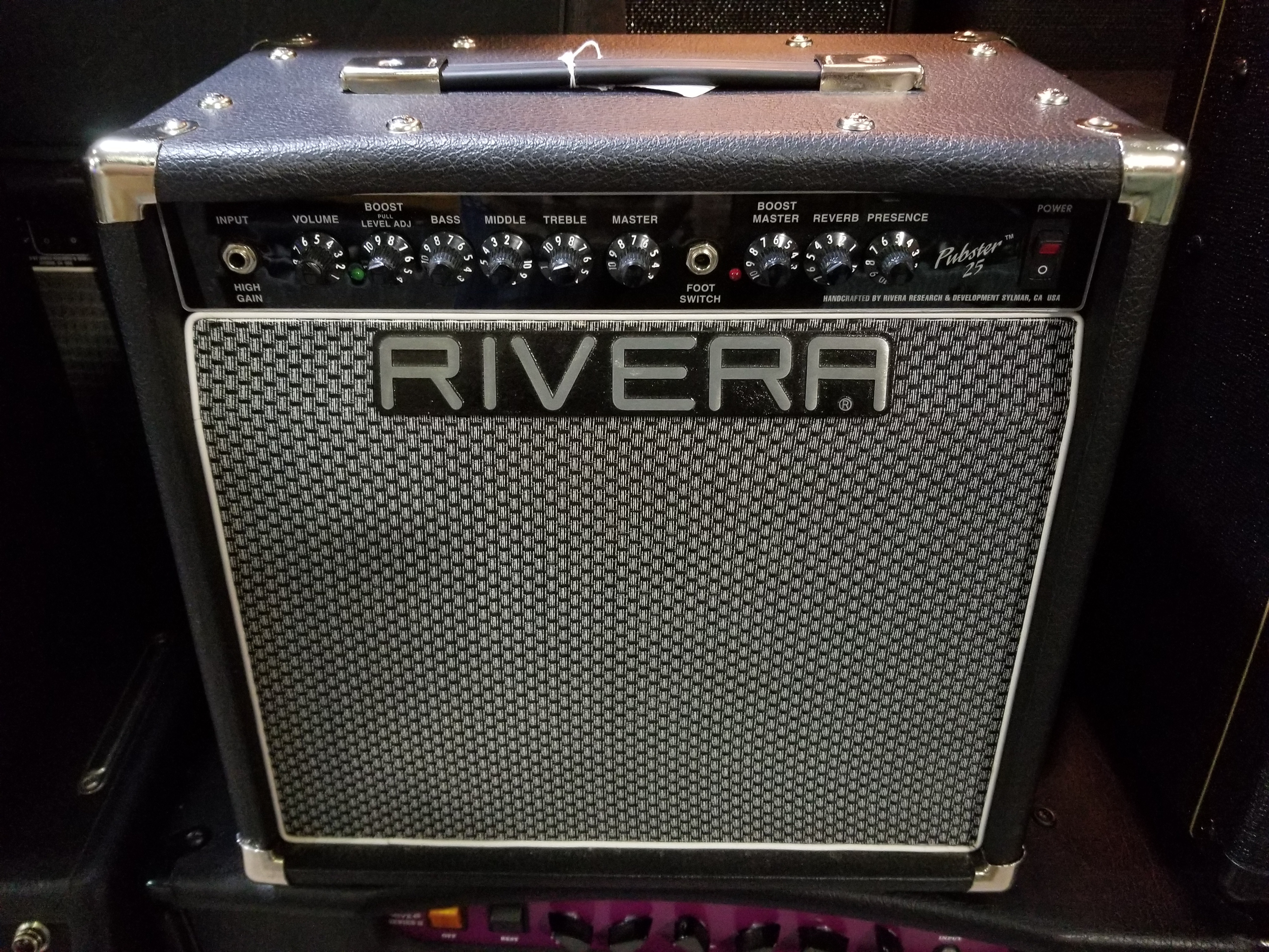 RIVERA Pubster 25W 1x10