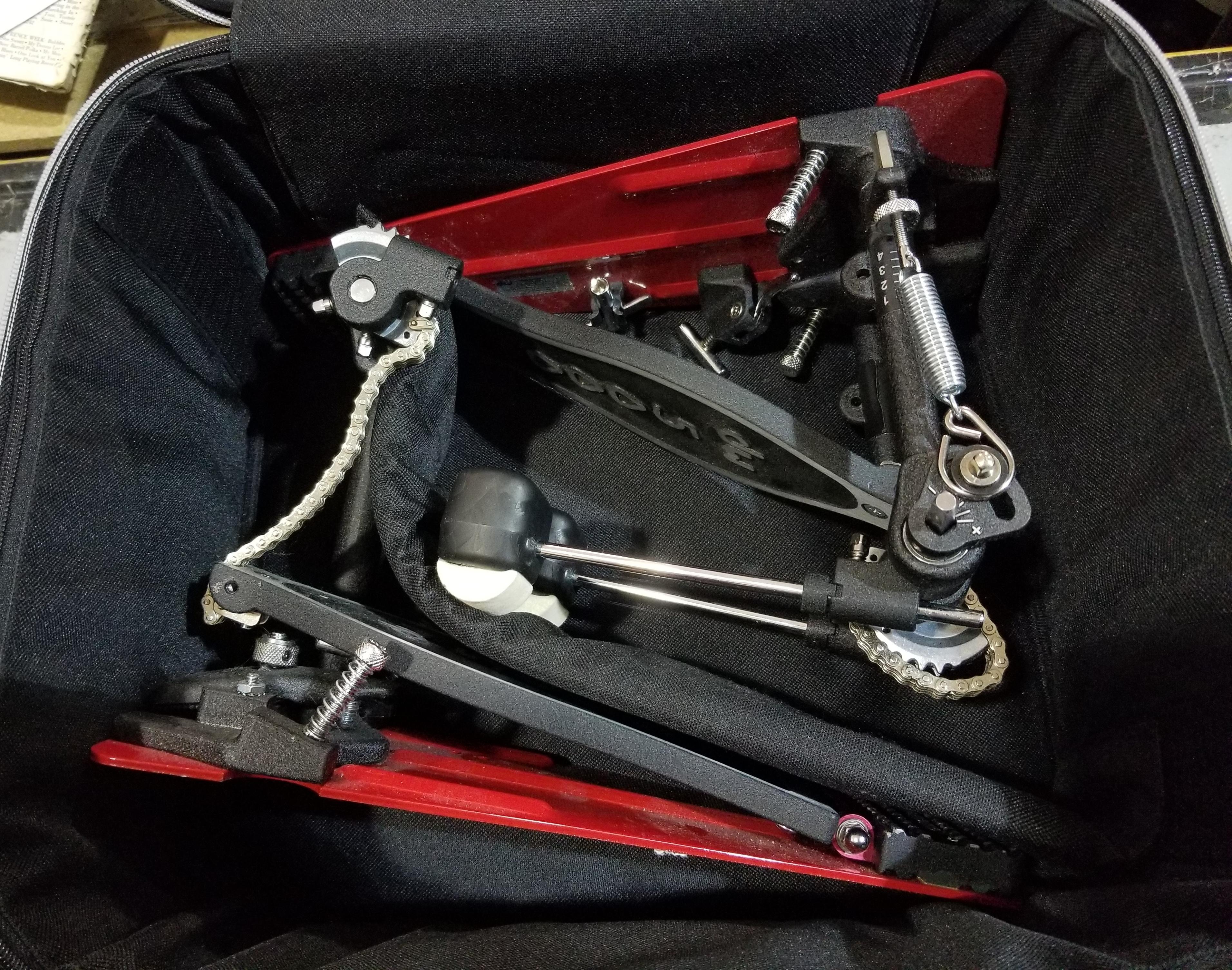 DW 5000 Series Double Kick Pedal
