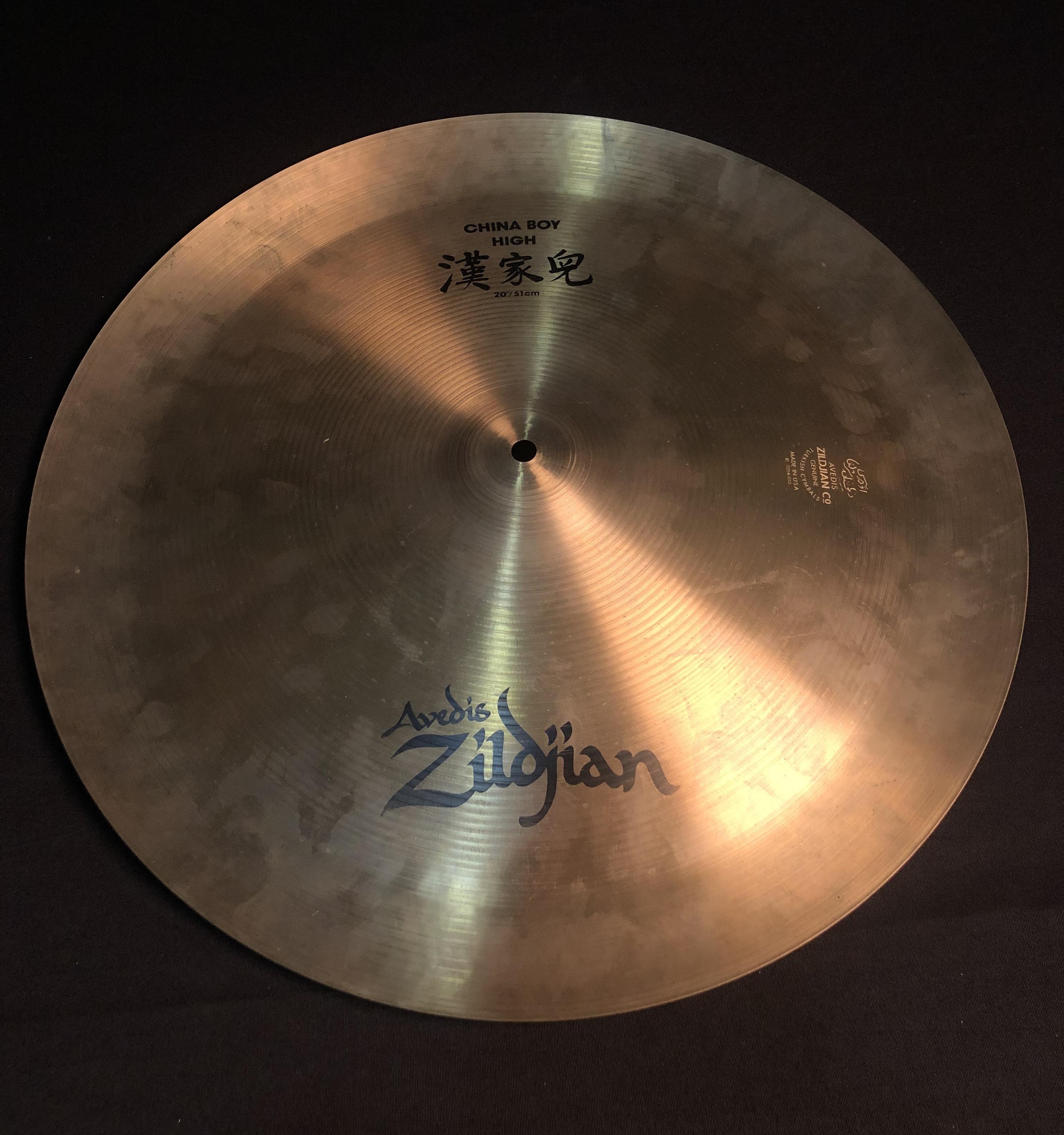 ZILDJIAN - A Series China Boy China Cymbal 20