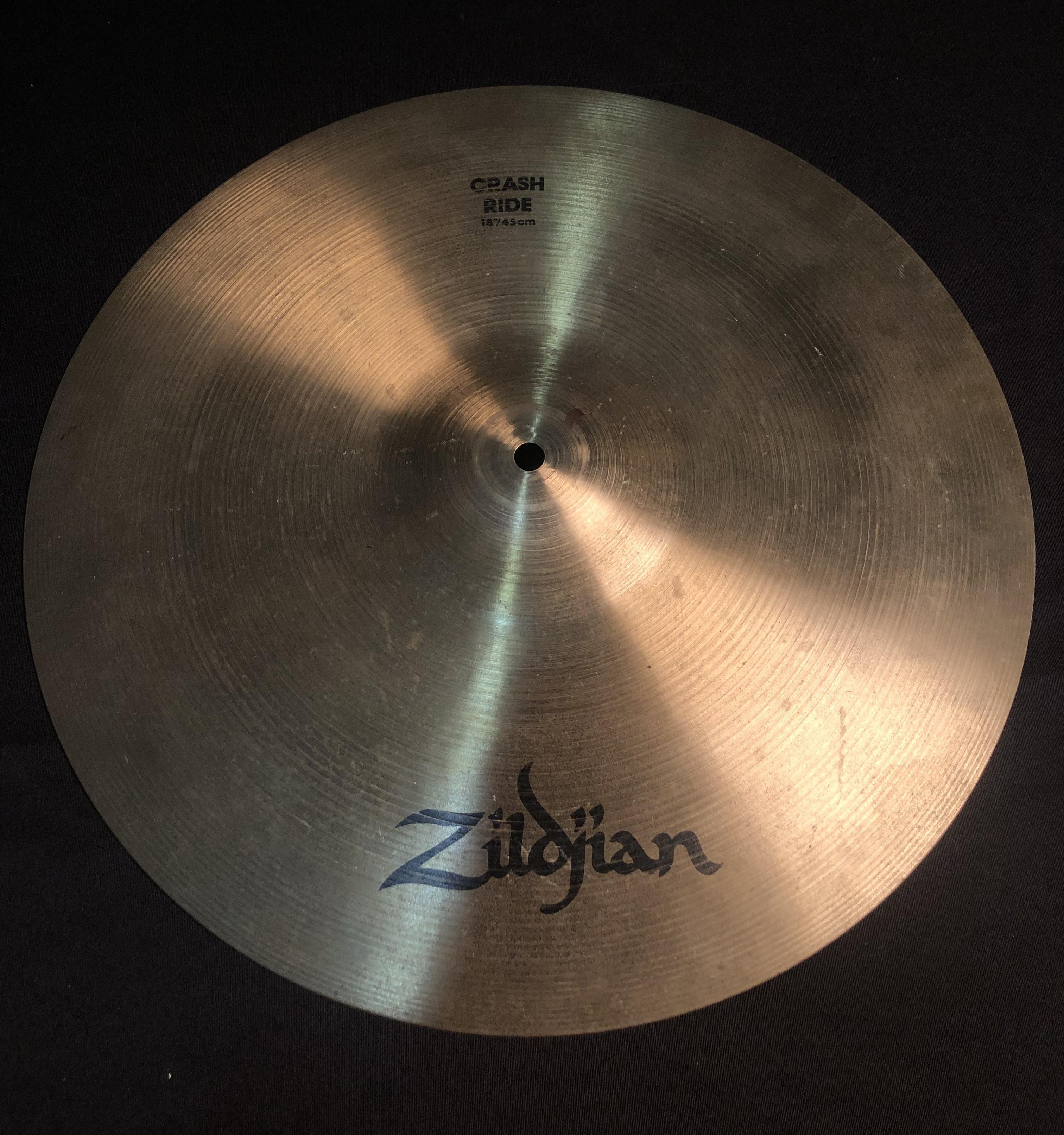 ZILDJIAN - A Series Crash/Ride Cymbal 18