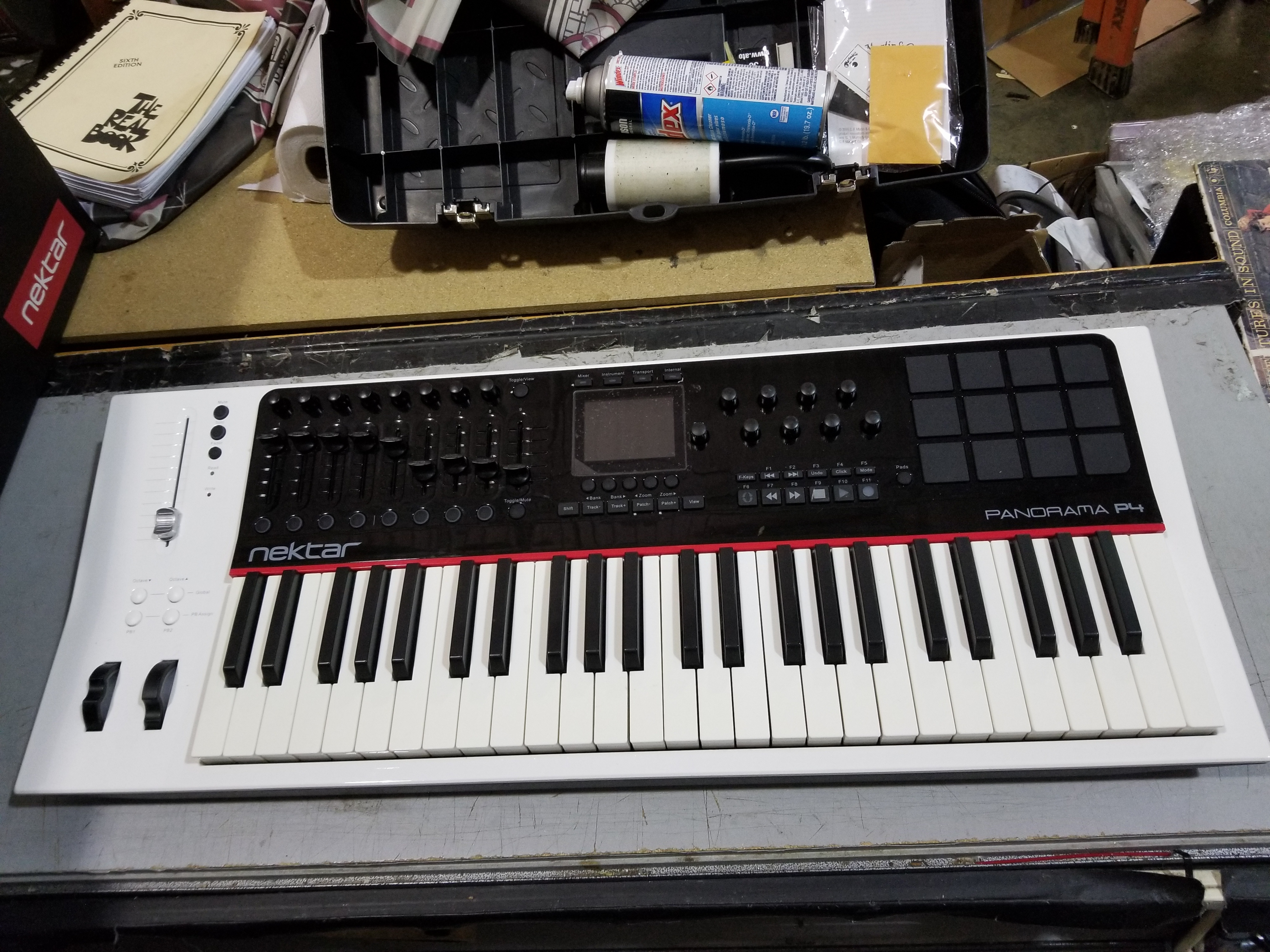 NEKTAR Panorama P4 49-key Keyboard Controller