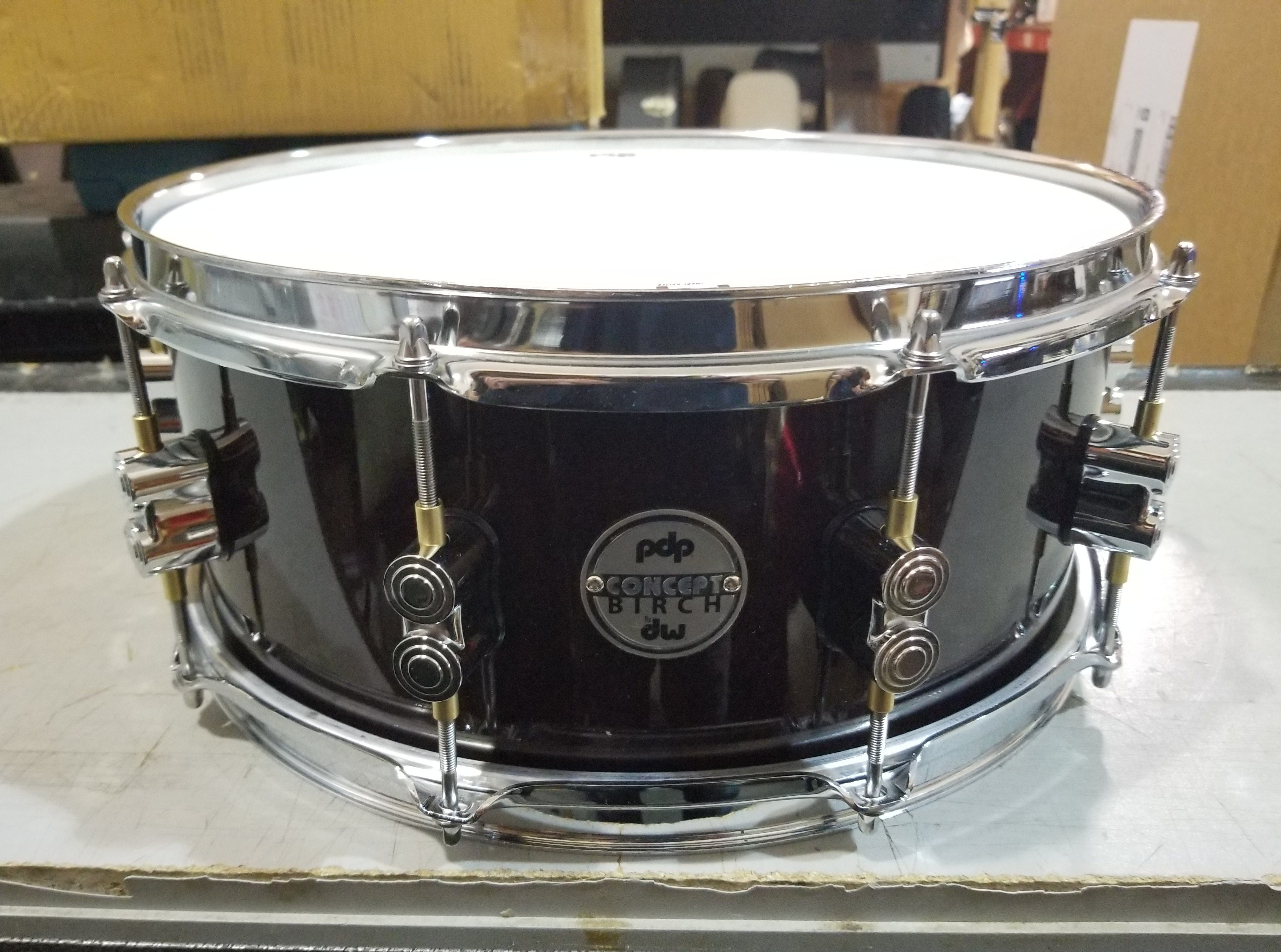 PDP Birch Concept Snare Drum 5.5