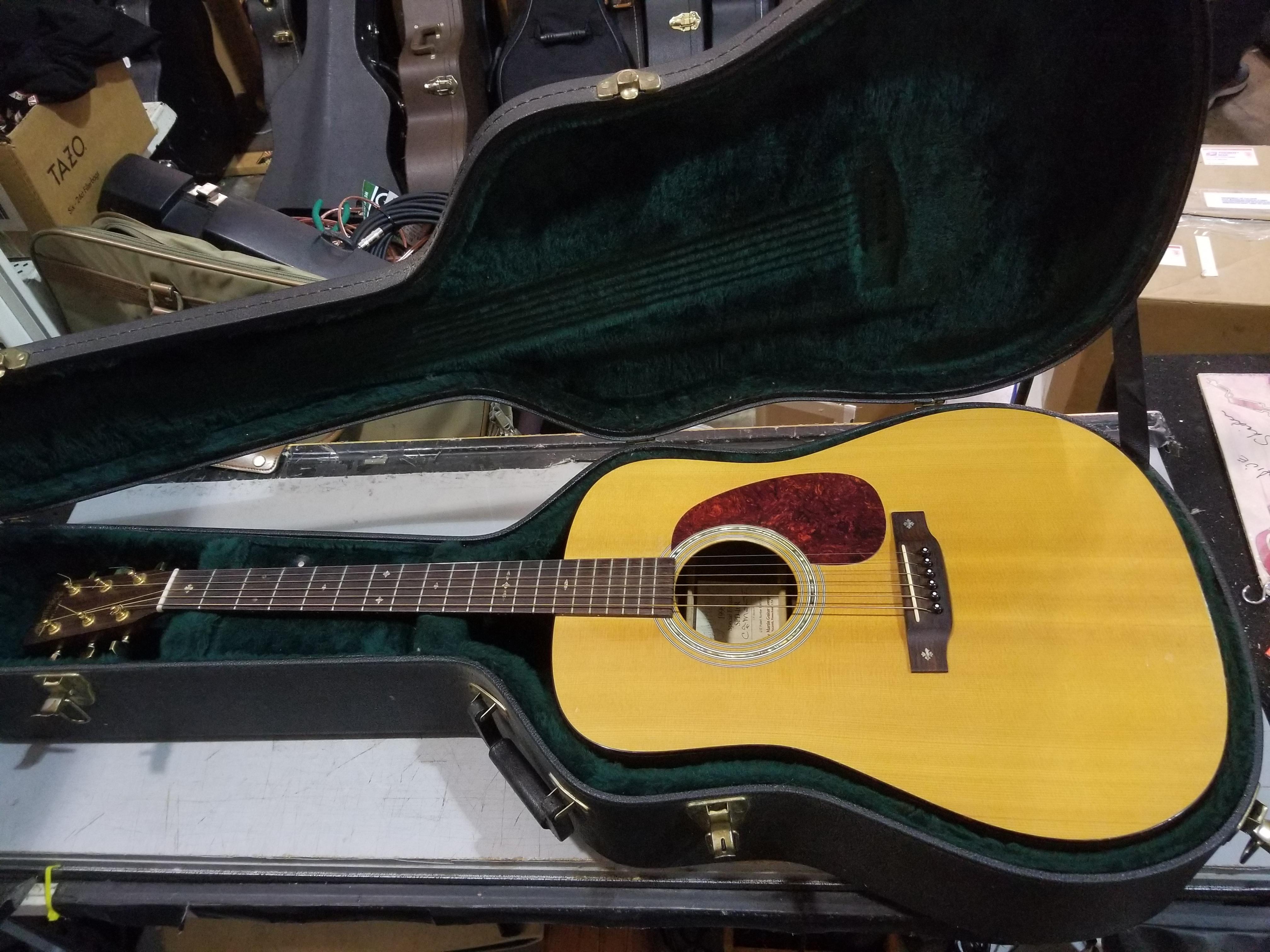 MARTIN Special Edition SPD-16R Acoustic Guitar HSC 1998