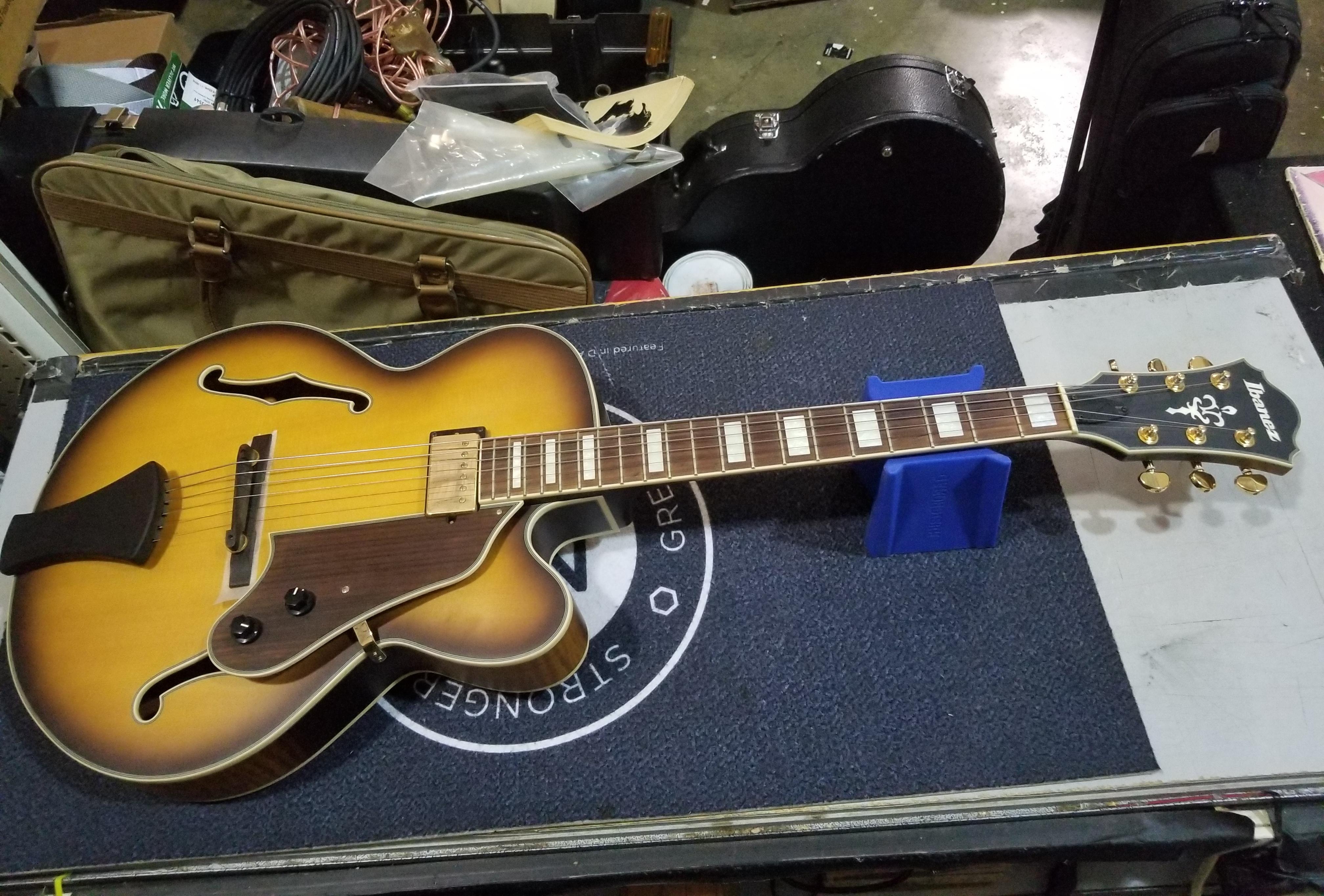 IBANEZ AFJ91-AFF Artcore Hollowbody Electric Guitar Antique Fade Flat