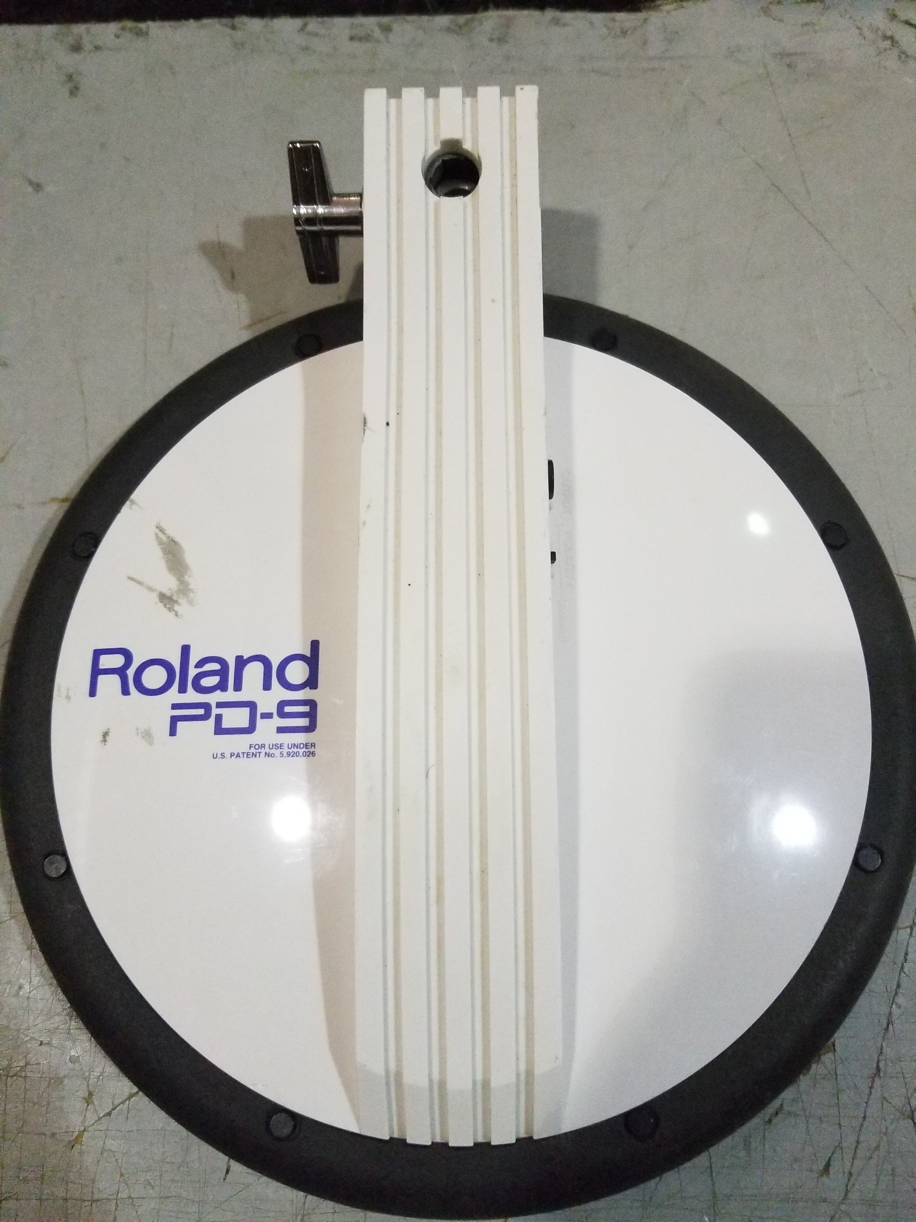 ROLAND PD-9 Dual Trigger Pad - 10