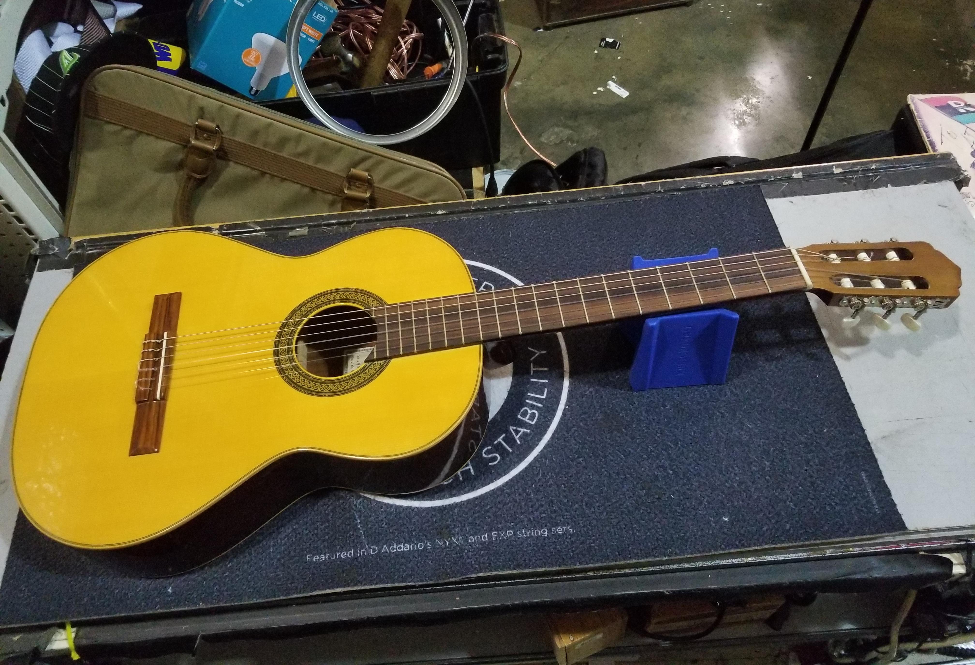 ANTONIO SANCHEZ Model 1008 Classical Guitar