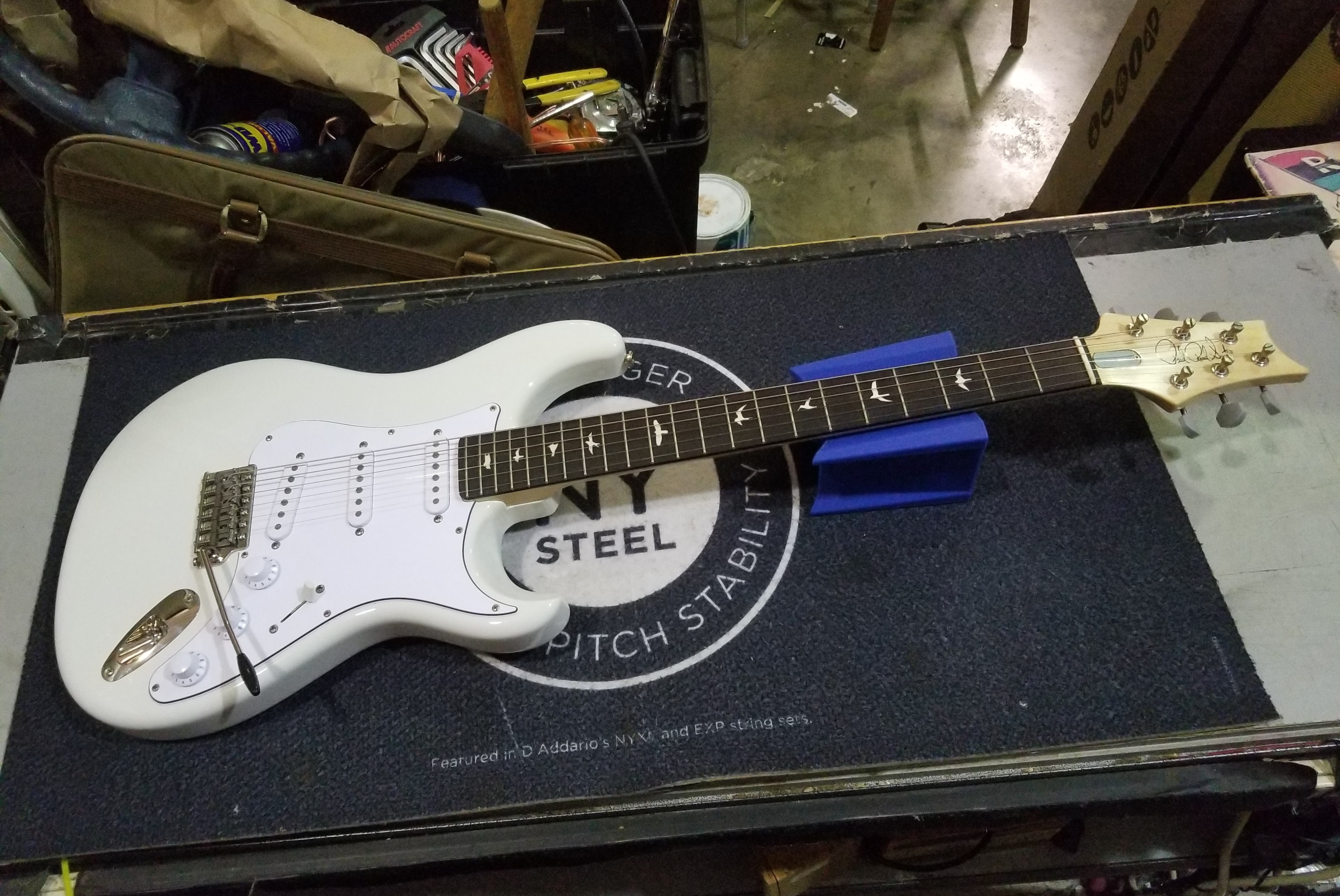 PAUL REED SMITH PRS Silver Sky Frost Electric Guitar