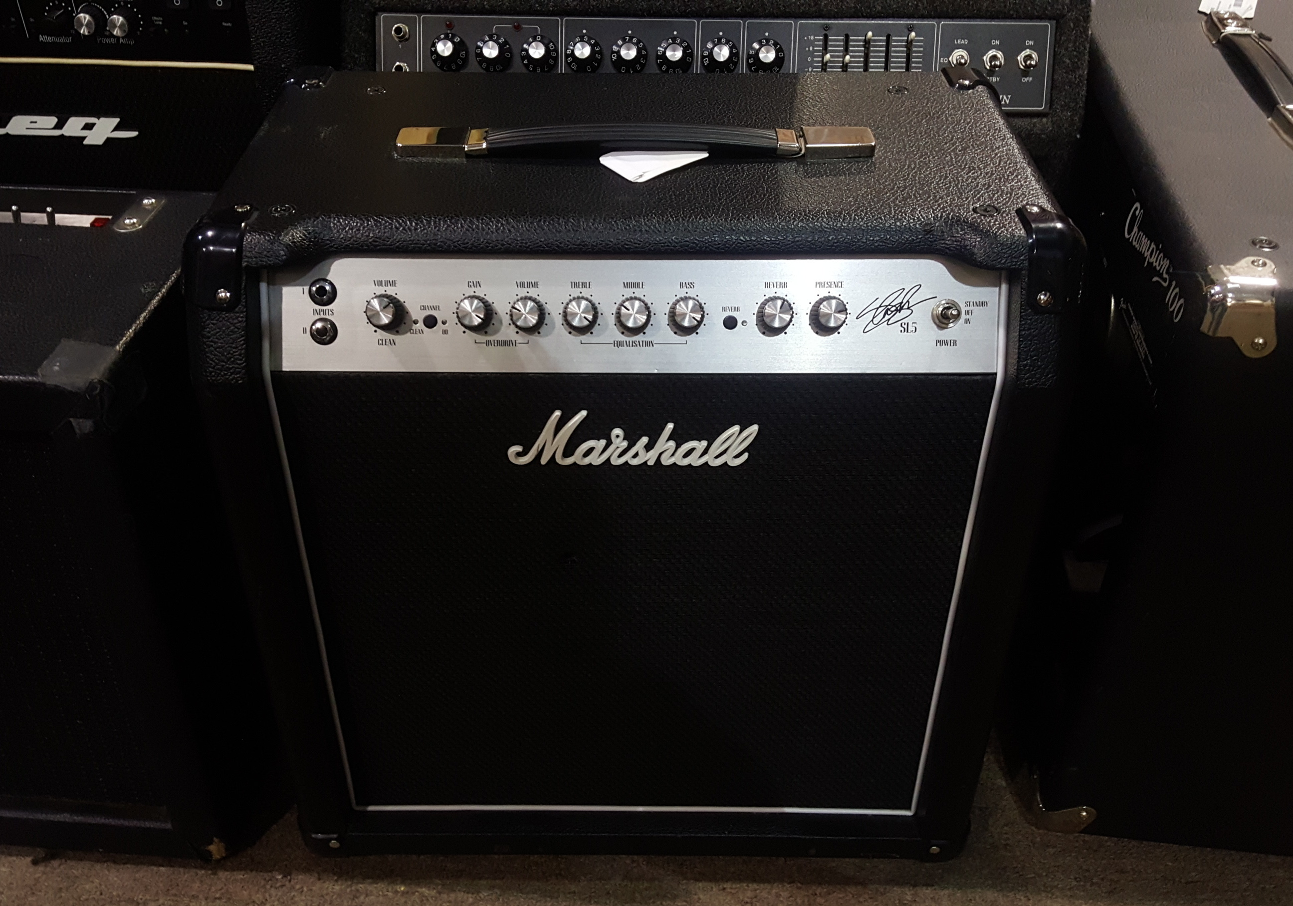 MARSHALL SLASH SIGNATURE SL5 5W 1x12 Tube Guitar Amp Combo - LOCAL PICKUP ONLY!