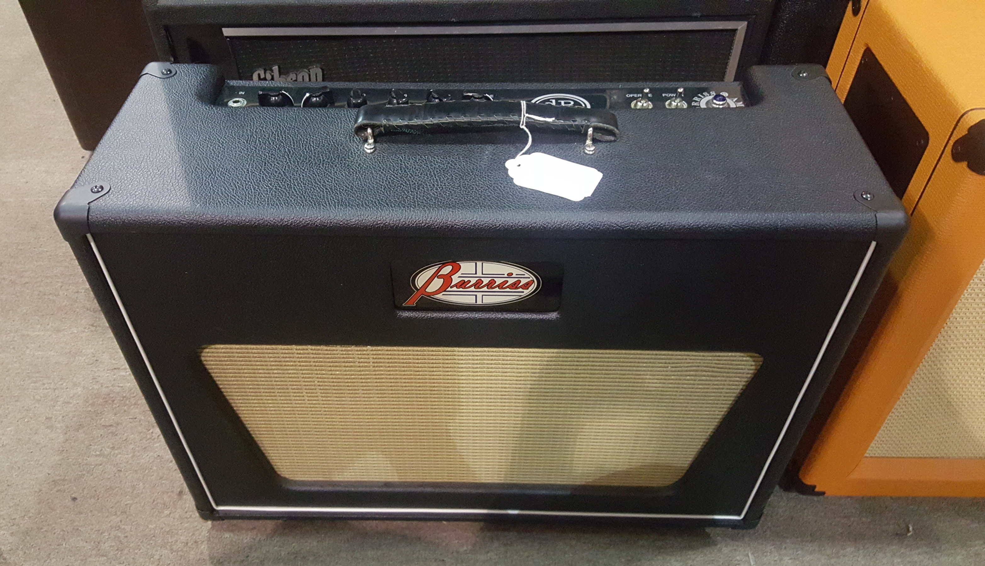 BURRISS dB SPECIAL 38W 2x12 Tube Guitar Combo Amp - LOCAL PICKUP ONLY!