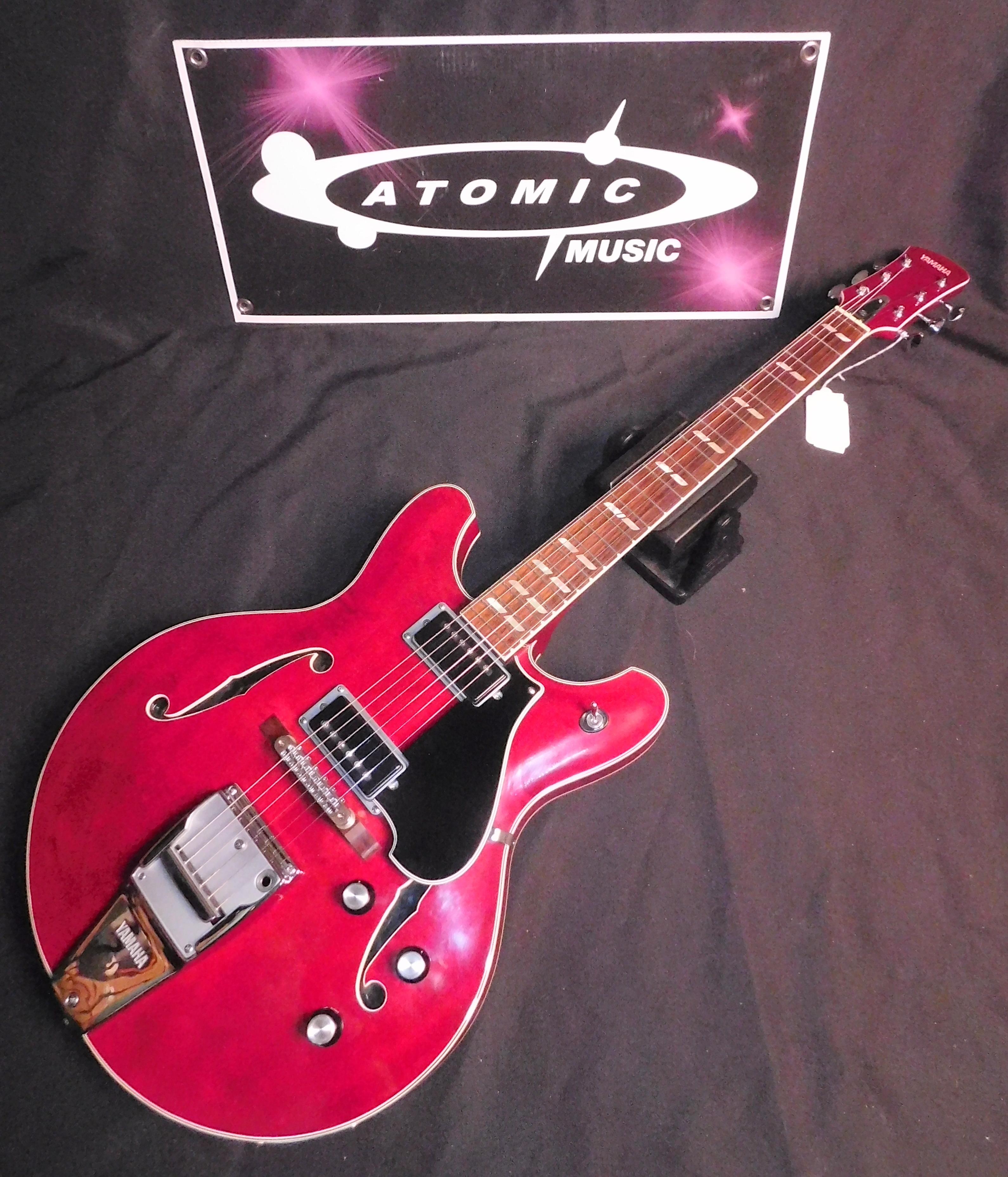 1967 YAMAHA SA50 Semi-Acoustic GUITAR - **TRUE VINTAGE** SA 50 IN GREAT CONDITION!