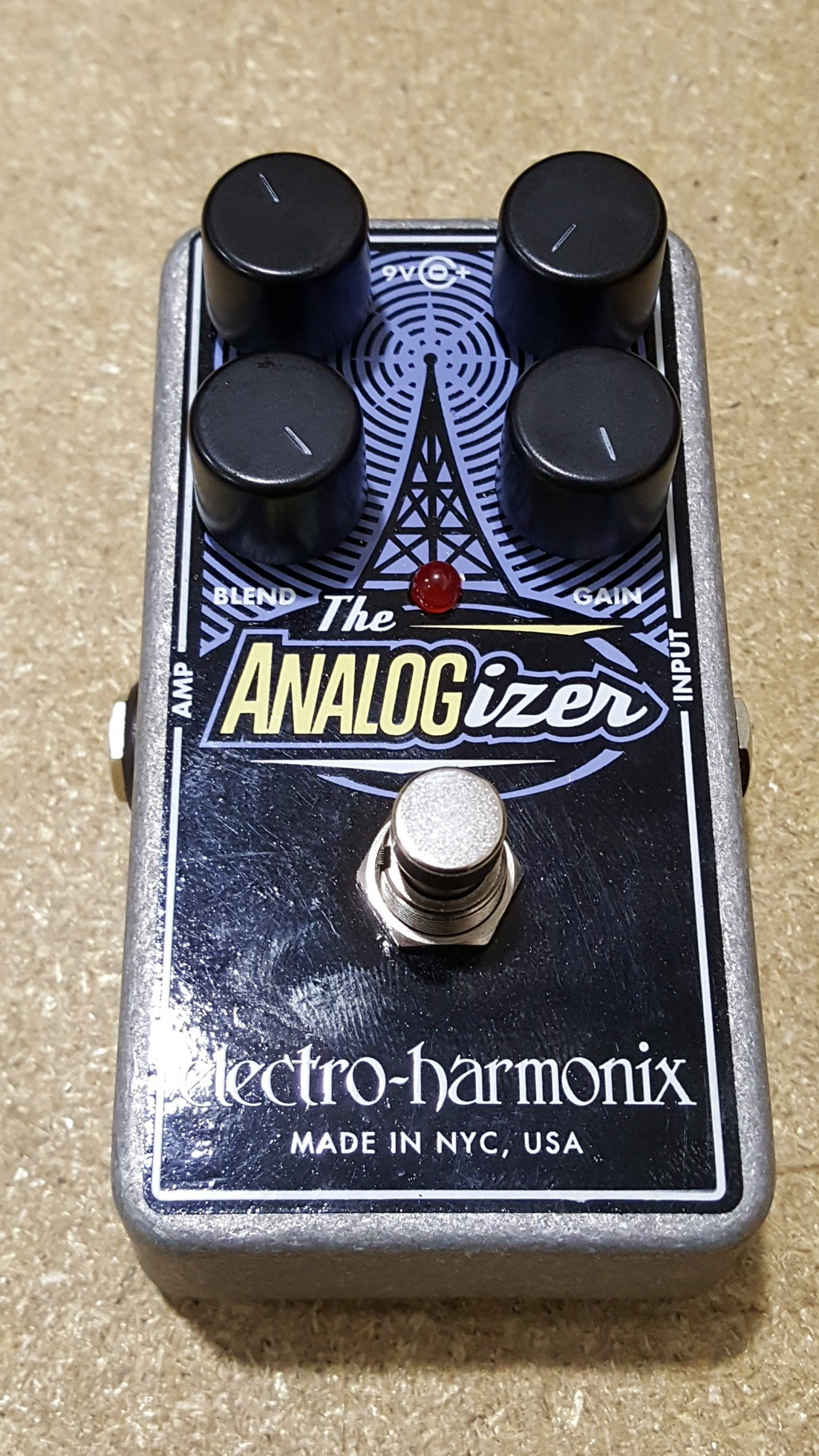 ELECTRO-HARMONIX - ANALOGizer - EFFECTS PEDAL MUSICAL INSTRUMENTS