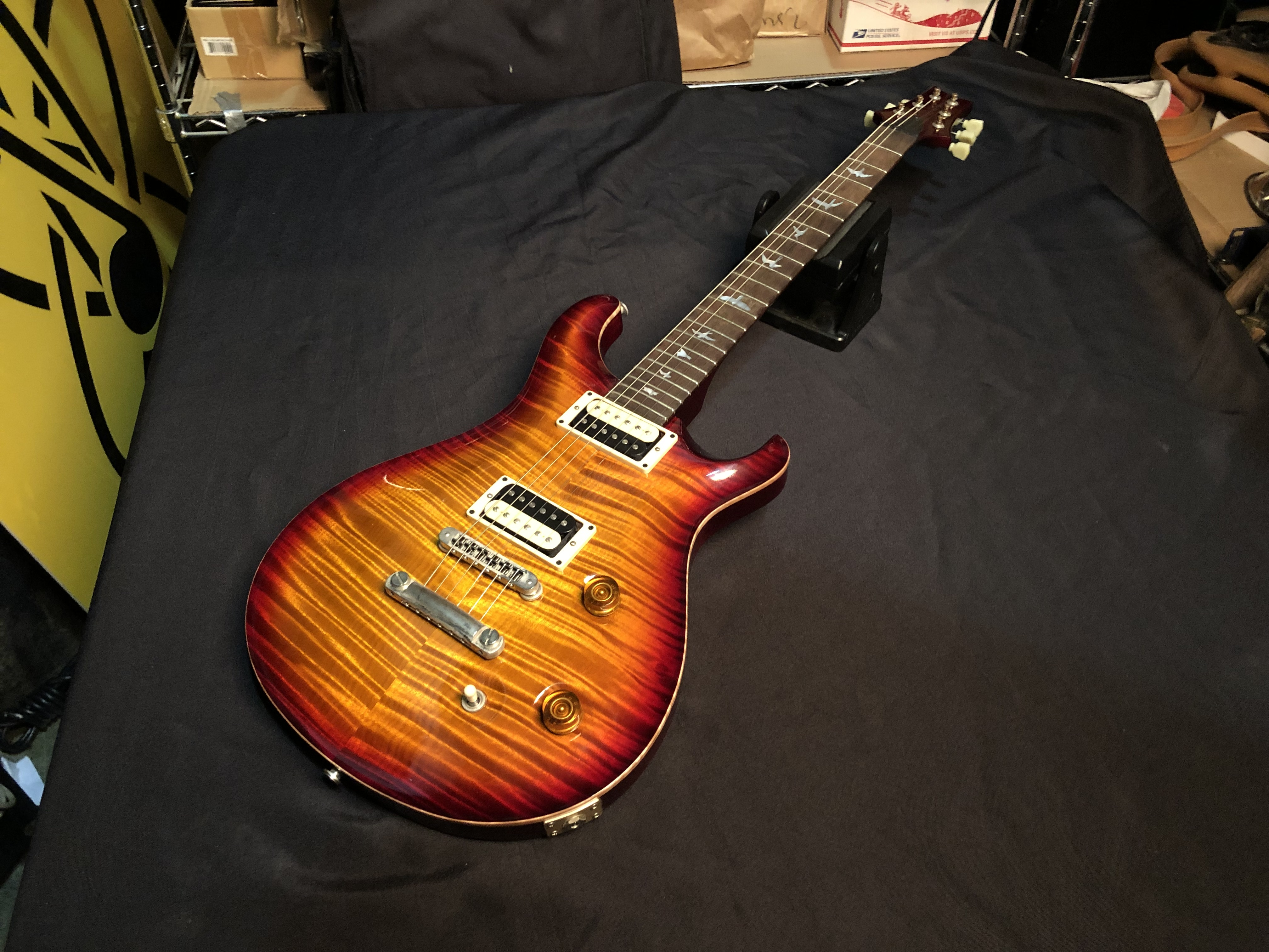 2009 PAUL REED SMITH PRS Dave's Guitar Shop Hand Selected CUSTOM 22 HSC