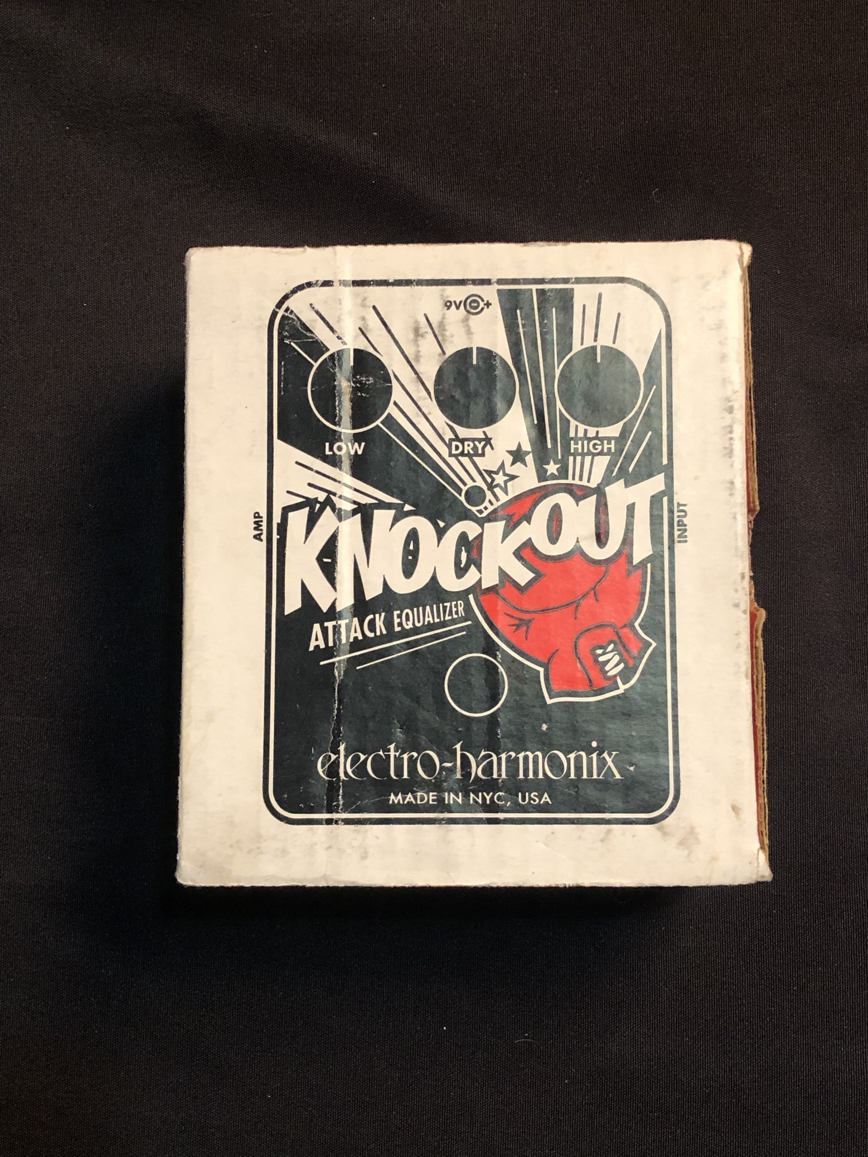 ELECTRO-HARMONIX - Knock Out - Effects Pedal