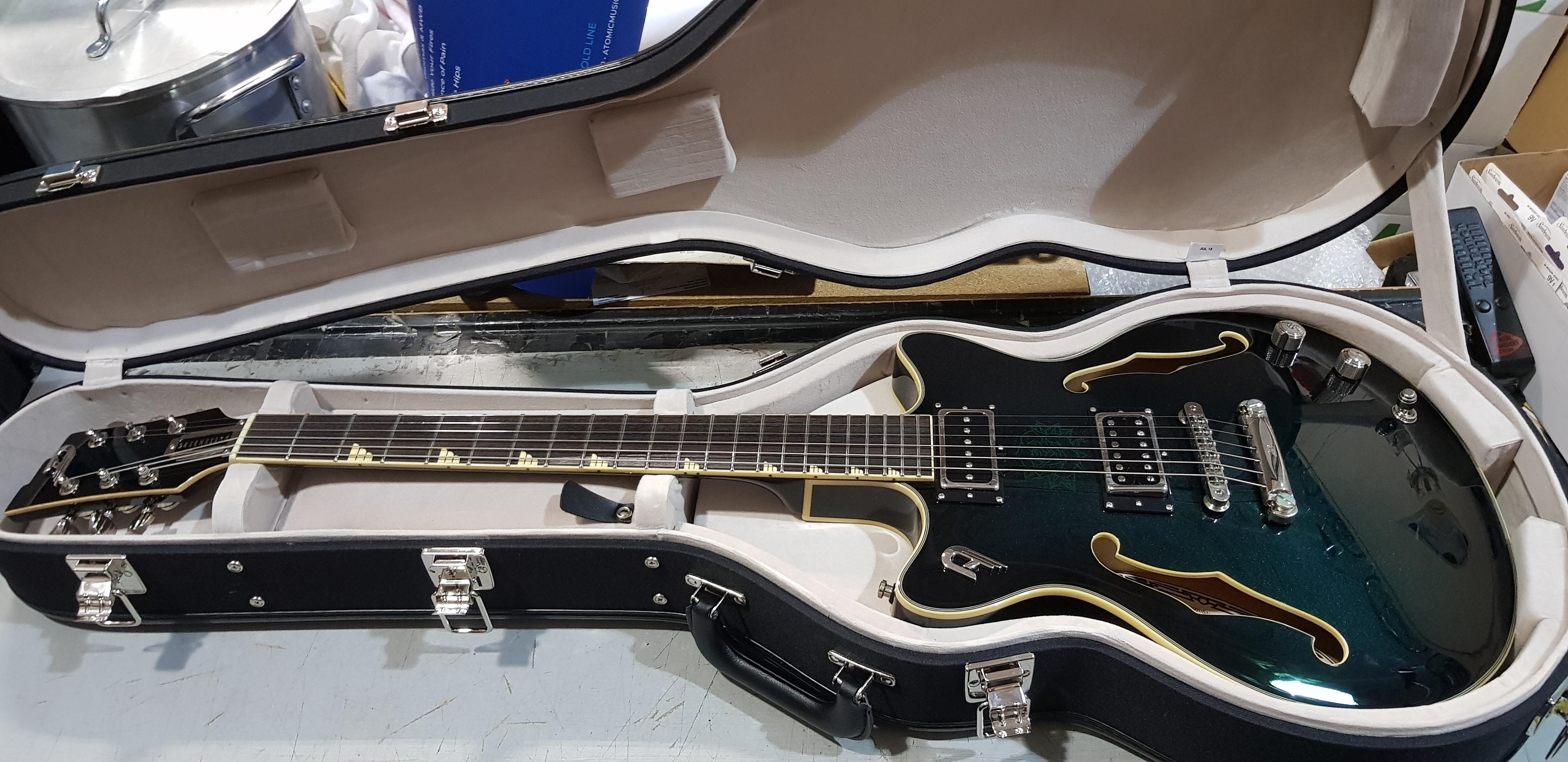 DUESENBERG Dropkick Murphys Alliance Series Electric Guitar w/ Goodie Box**HSC**