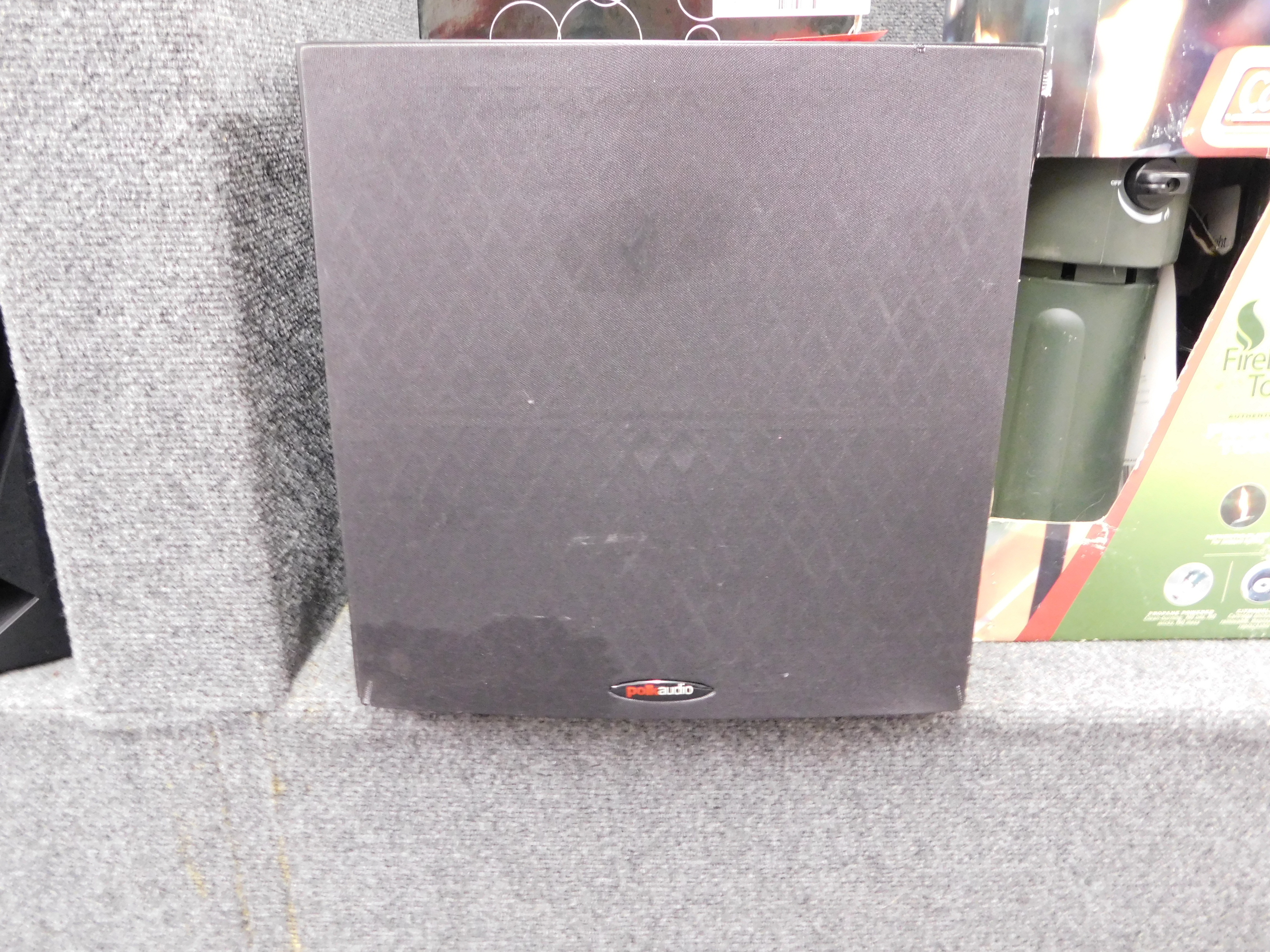 POLK AUDIO - PSW10 POWERED SUBWOOFER