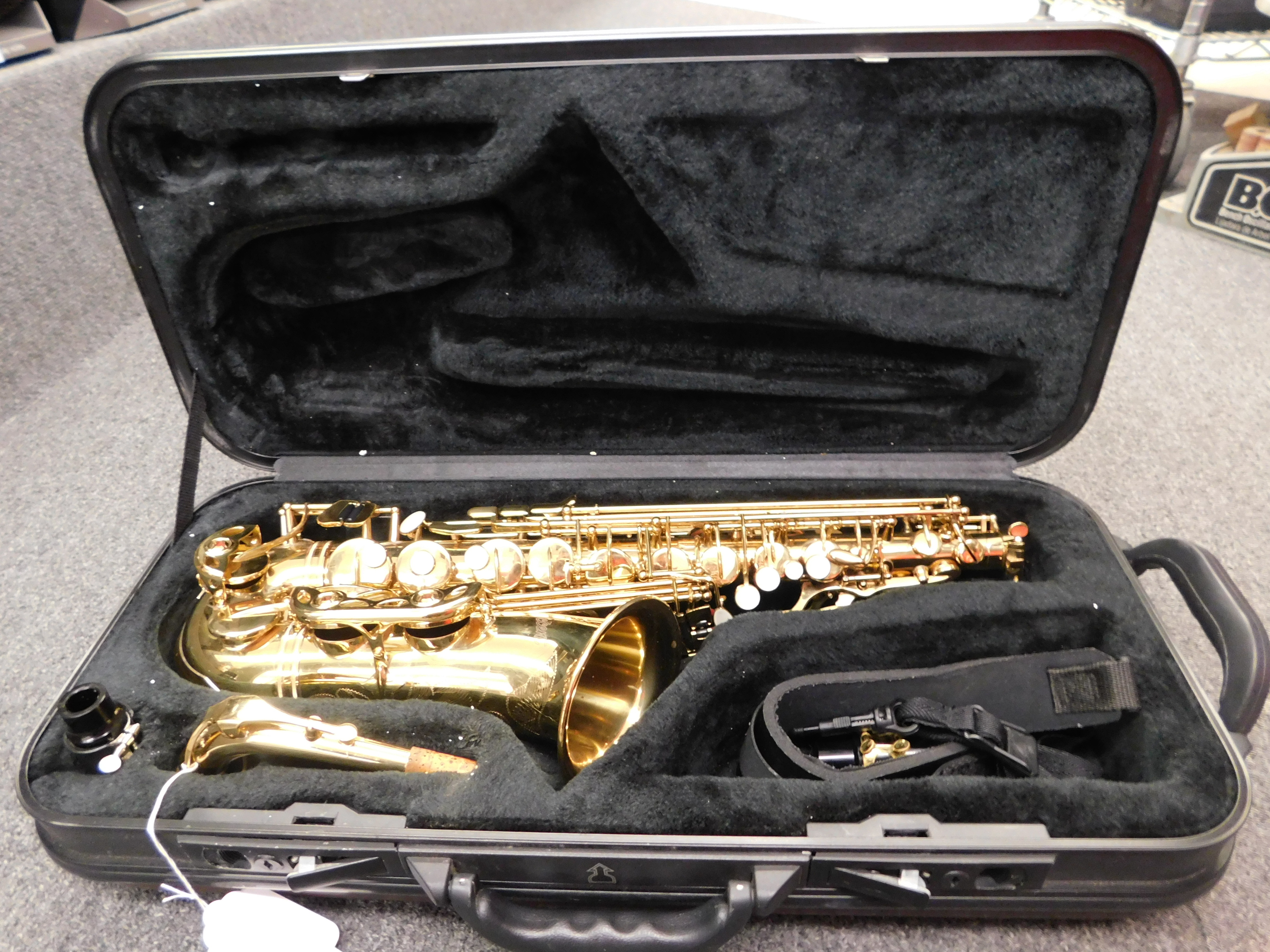 ACCENT - AS710L - SAXAPHONE MUSICAL INSTRUMENTS
