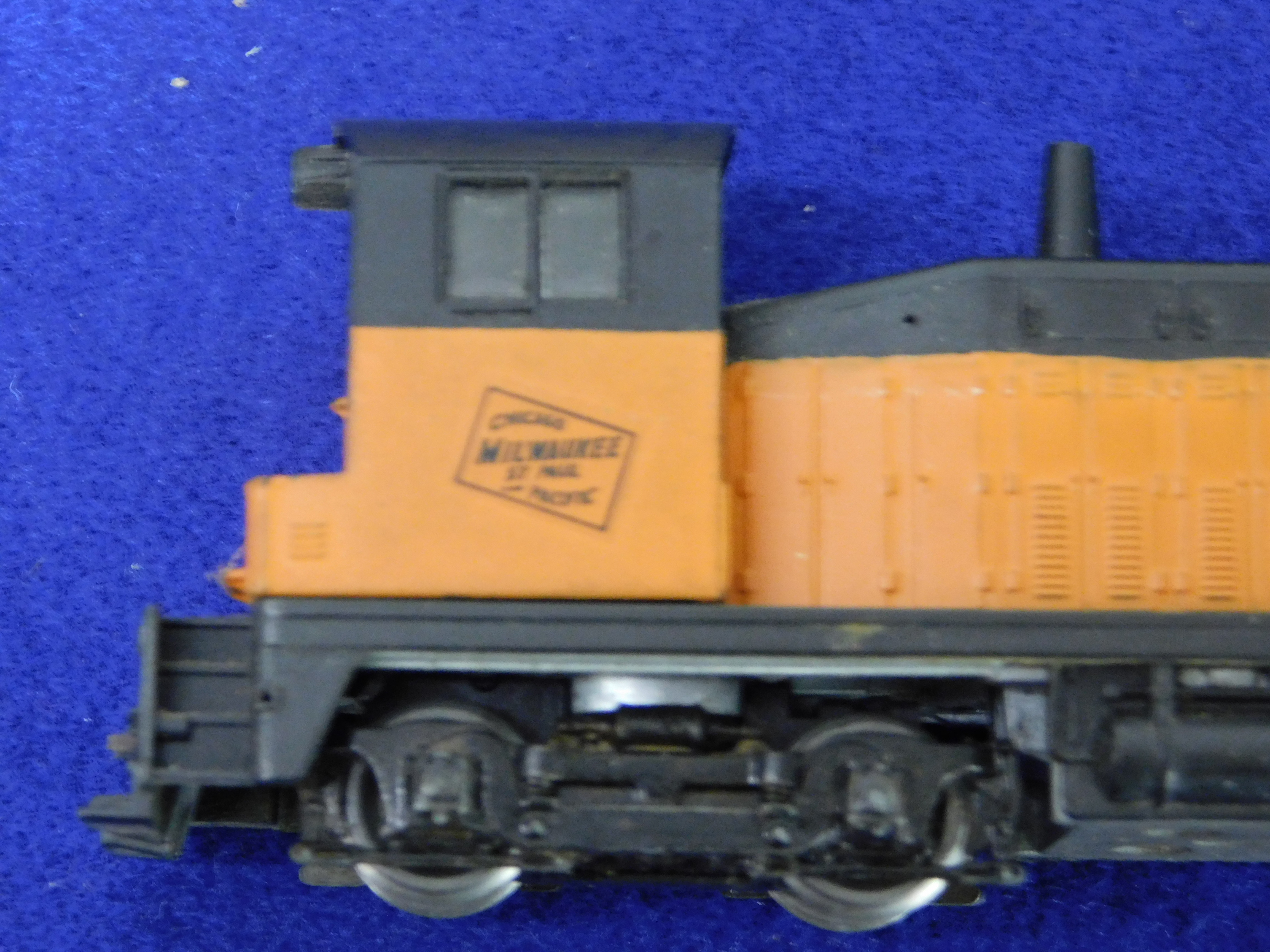 ATHEARN HO SCALE SW1500 SWITCHER