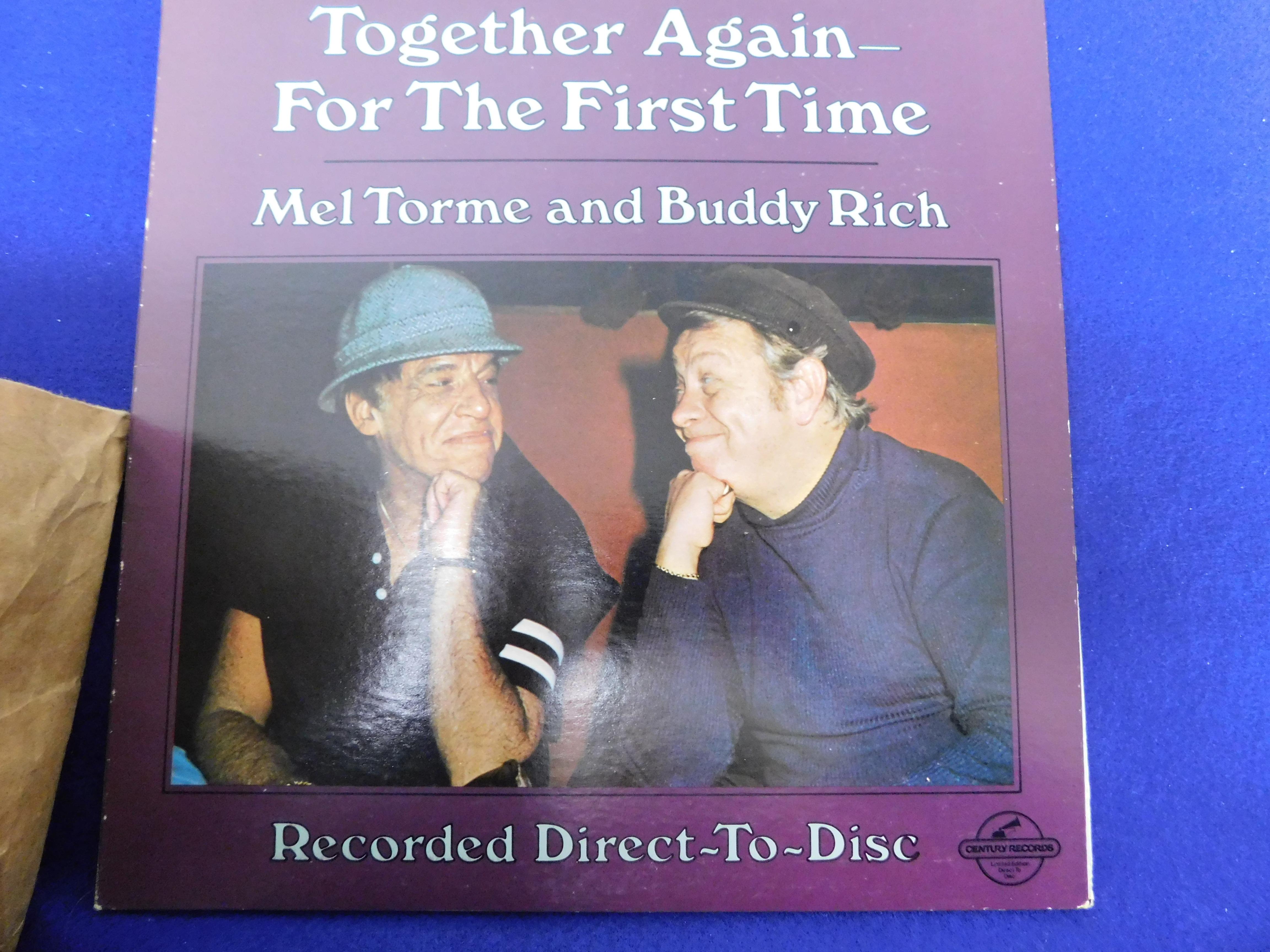 MEL TORME & BUDDY RICH LP
