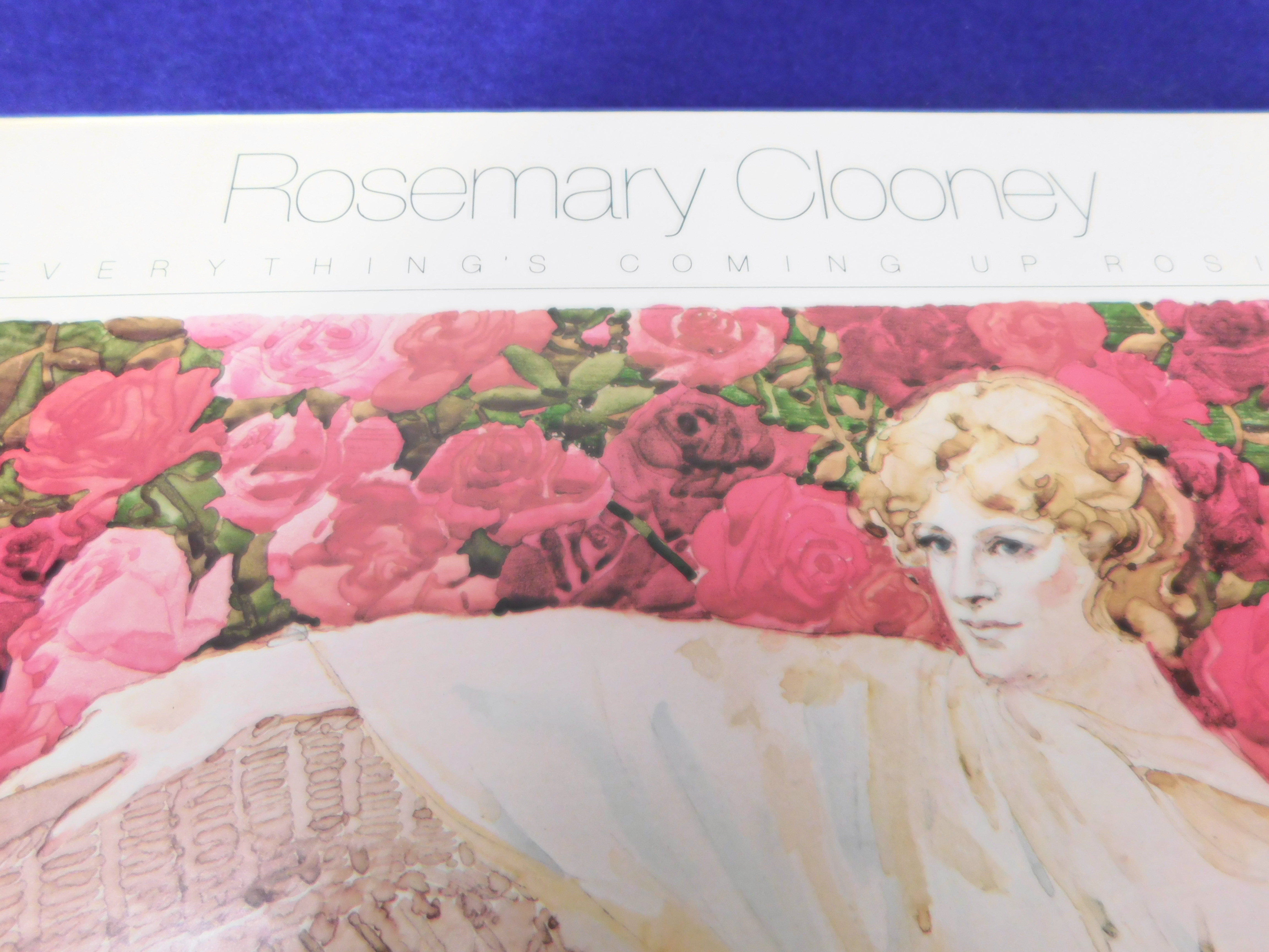 2 ROSEMARY CLOONEY LP ALBUMS
