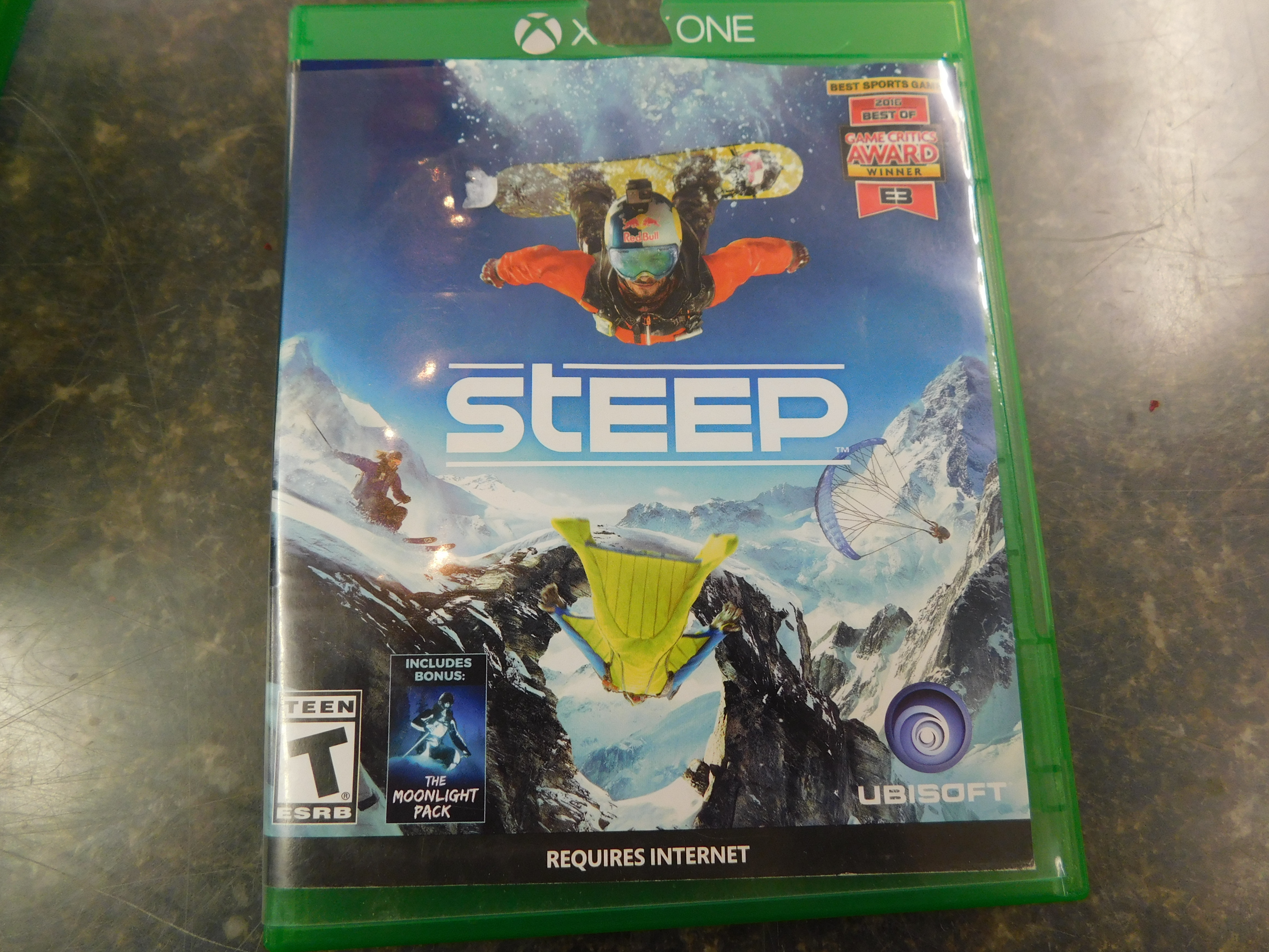 STEEP GAME FOR XBOX ONE