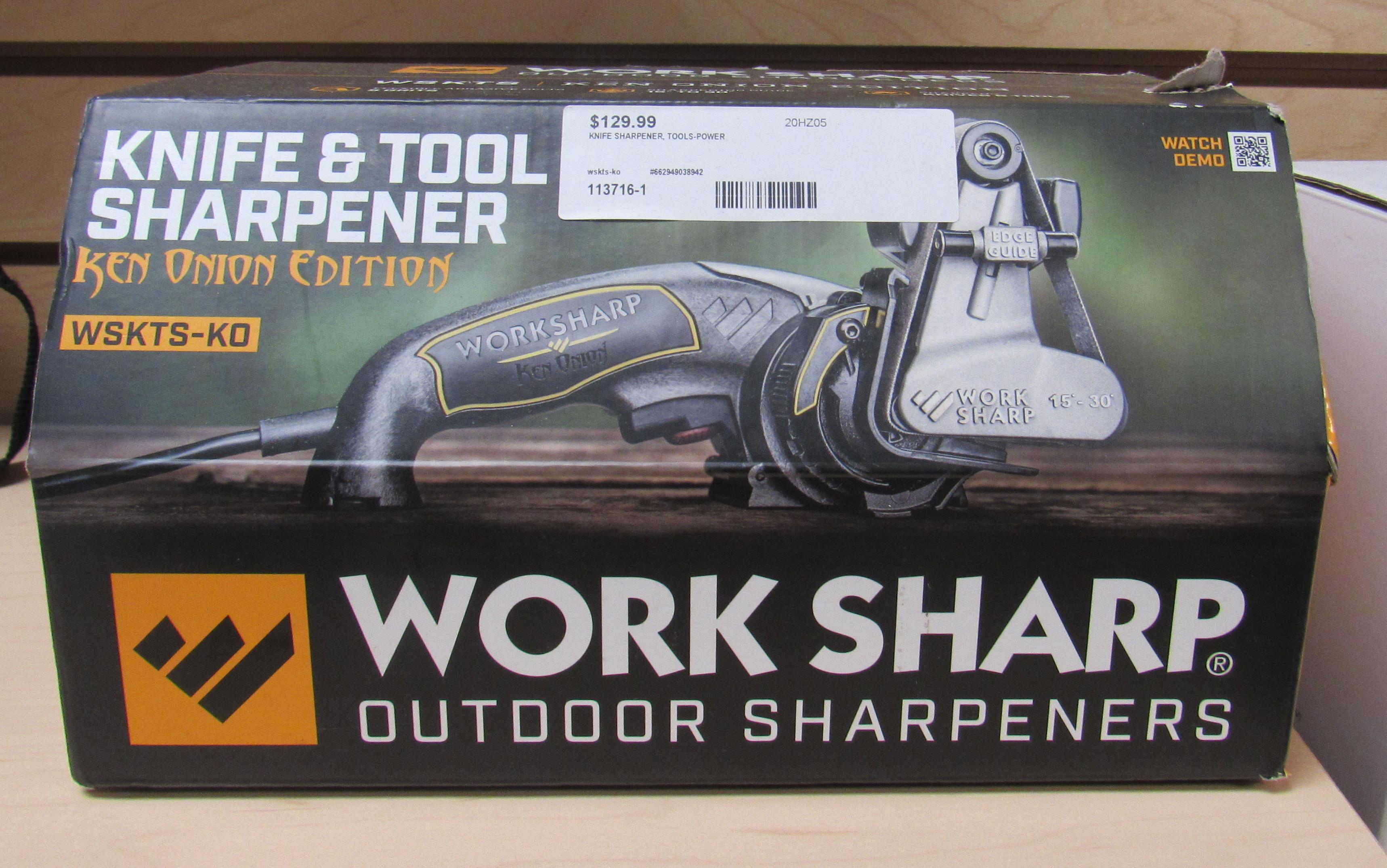 - wskts-ko - KNIFE SHARPENER TOOLS-POWER