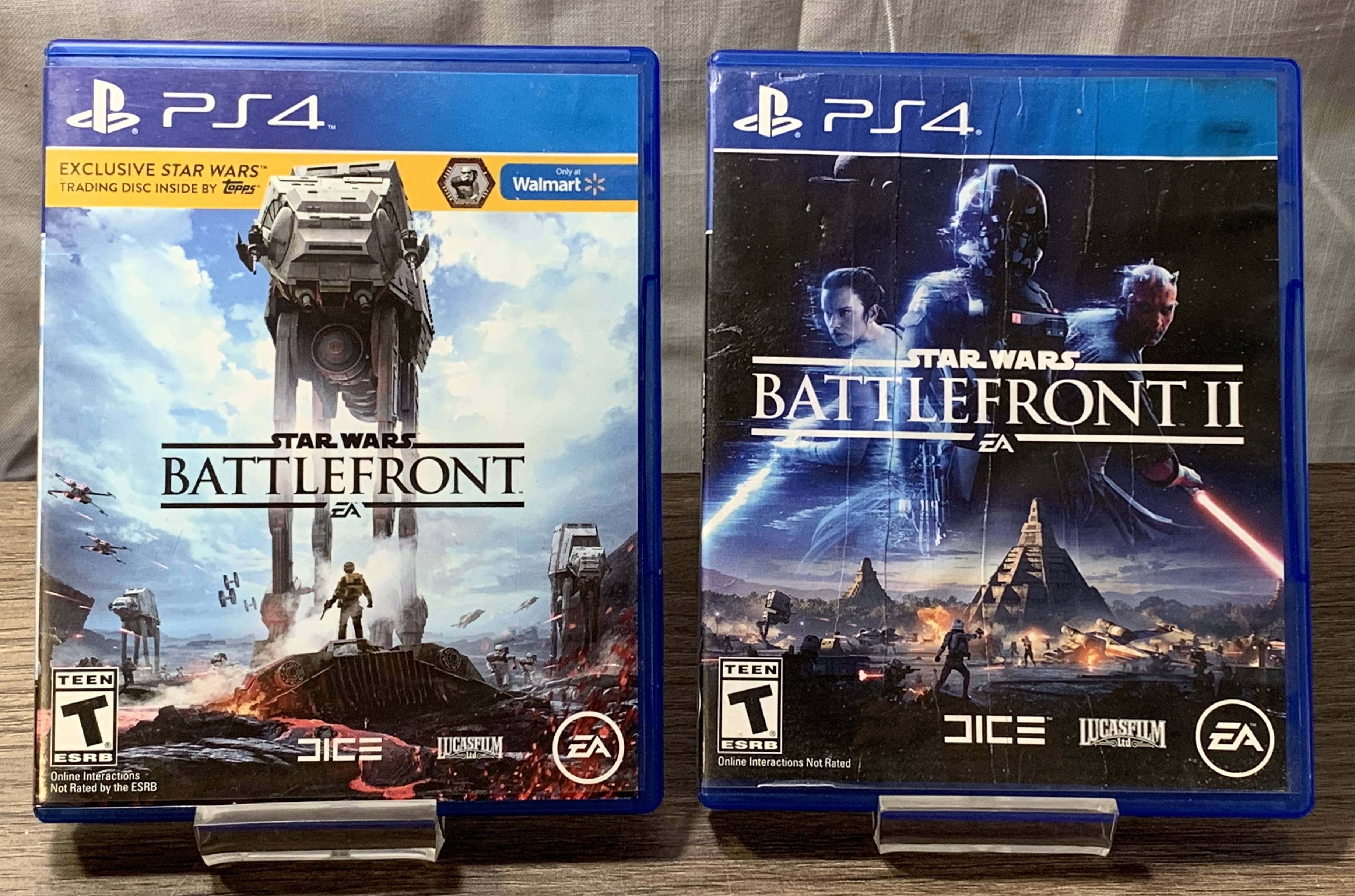 Star Wars Battlefront I & Star Wars Battlefront II Combo Pack
