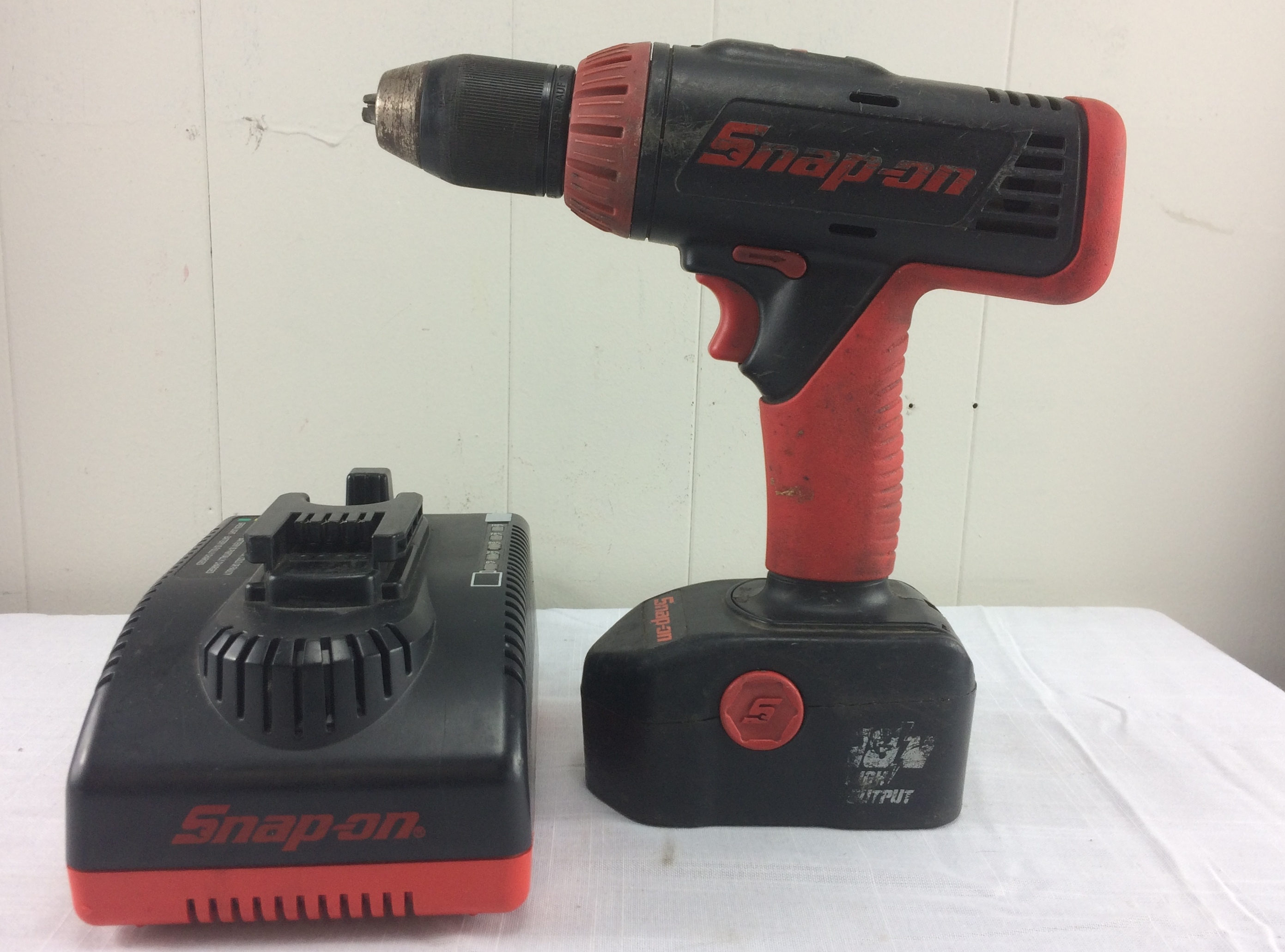 Snap On CDR4850 18V Cordless Drill/Driver