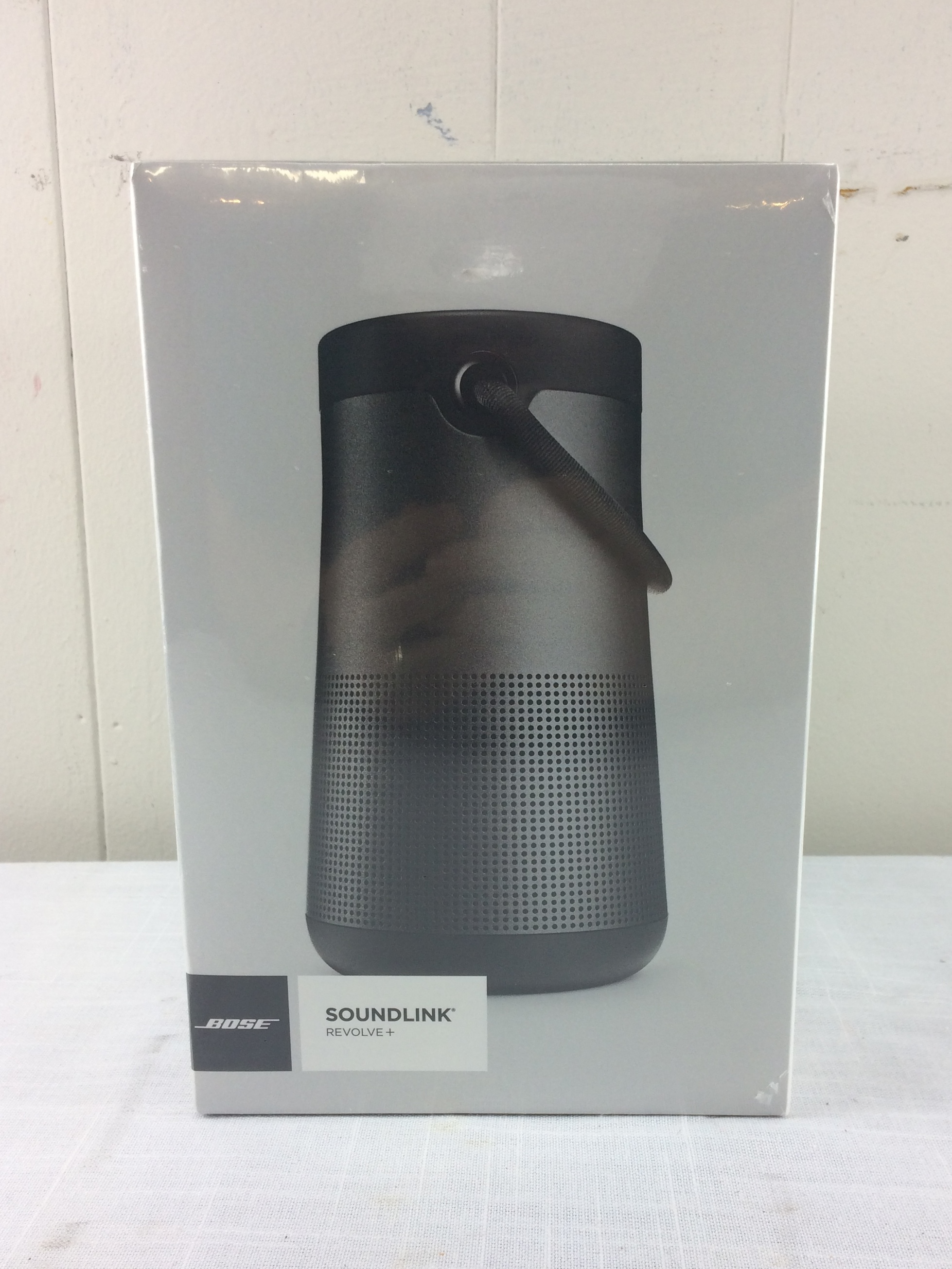 Bose Soundlink Revolve Plus Portable Bluetooth Speaker