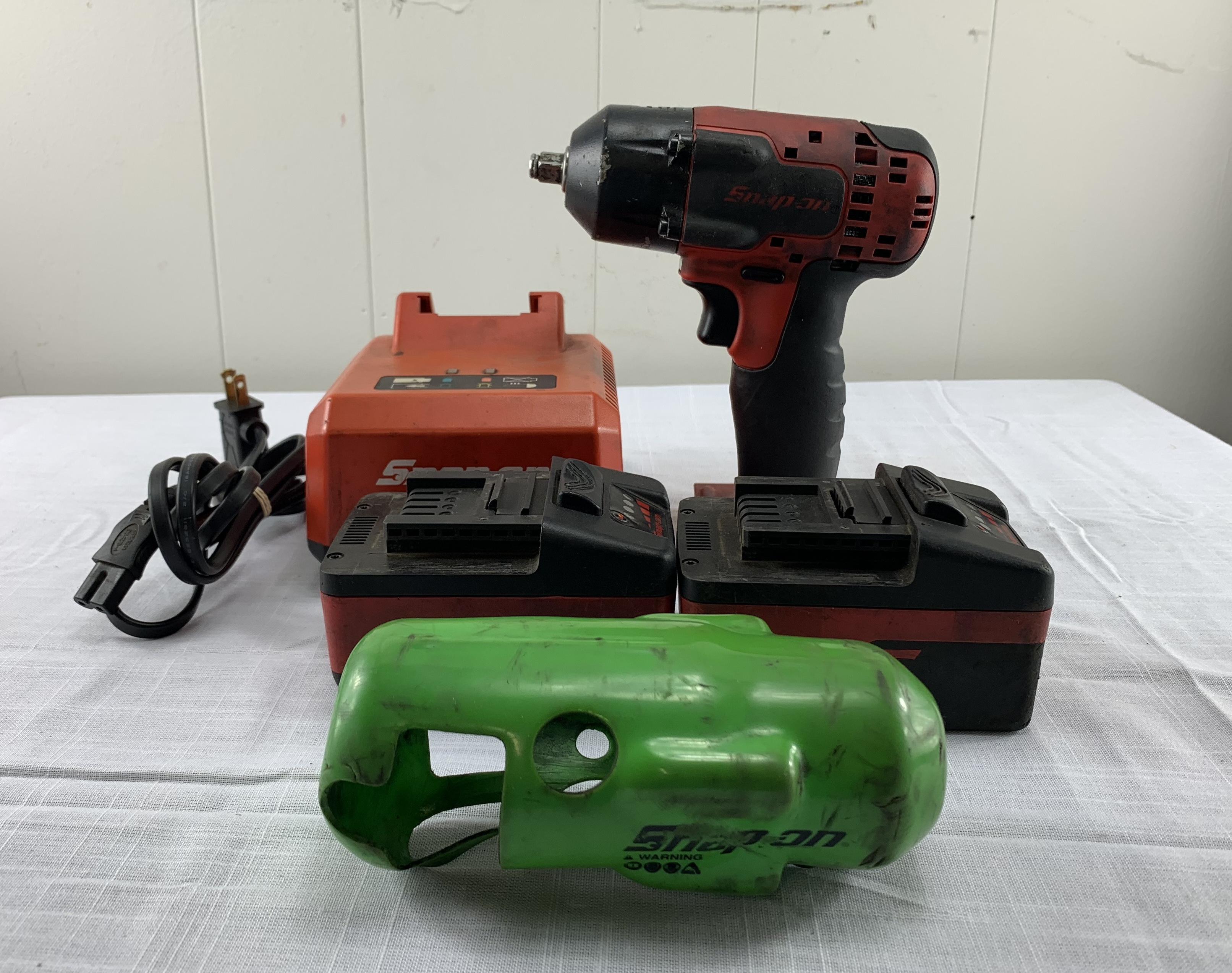 SNAP-ON CT8810A 18V 3/8