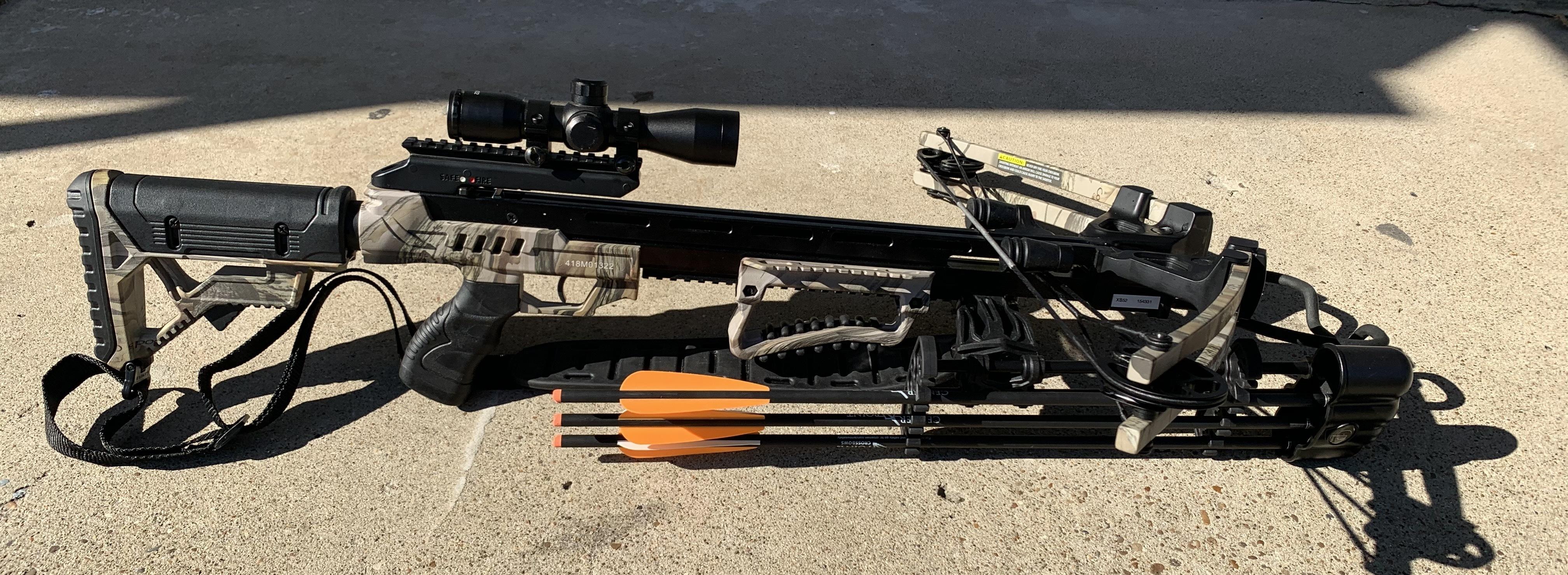 CenterPoint Specialist XL 370 Compound Crossbow