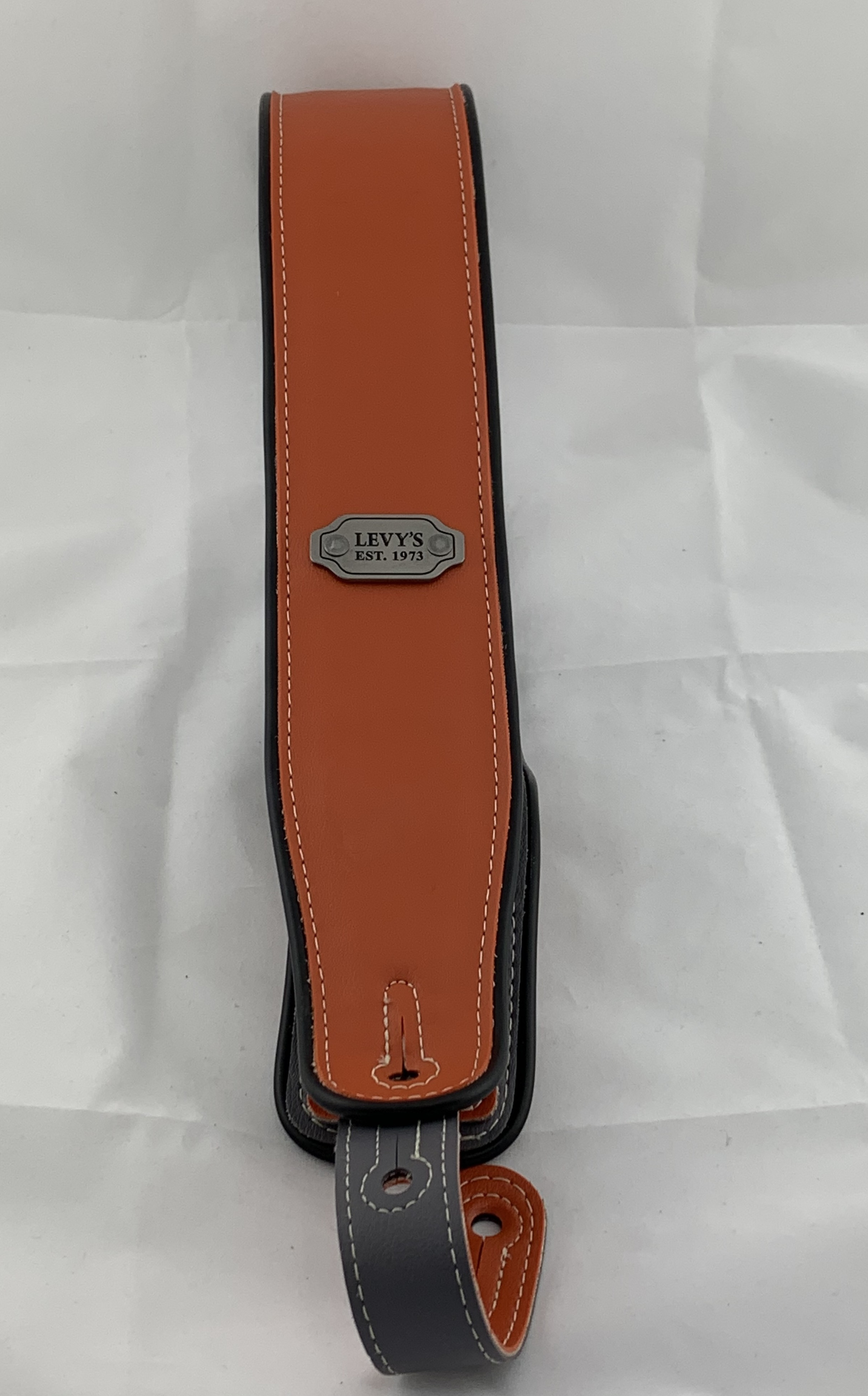 Levy's Leathers M26VP-ORGGRY 2 3/4